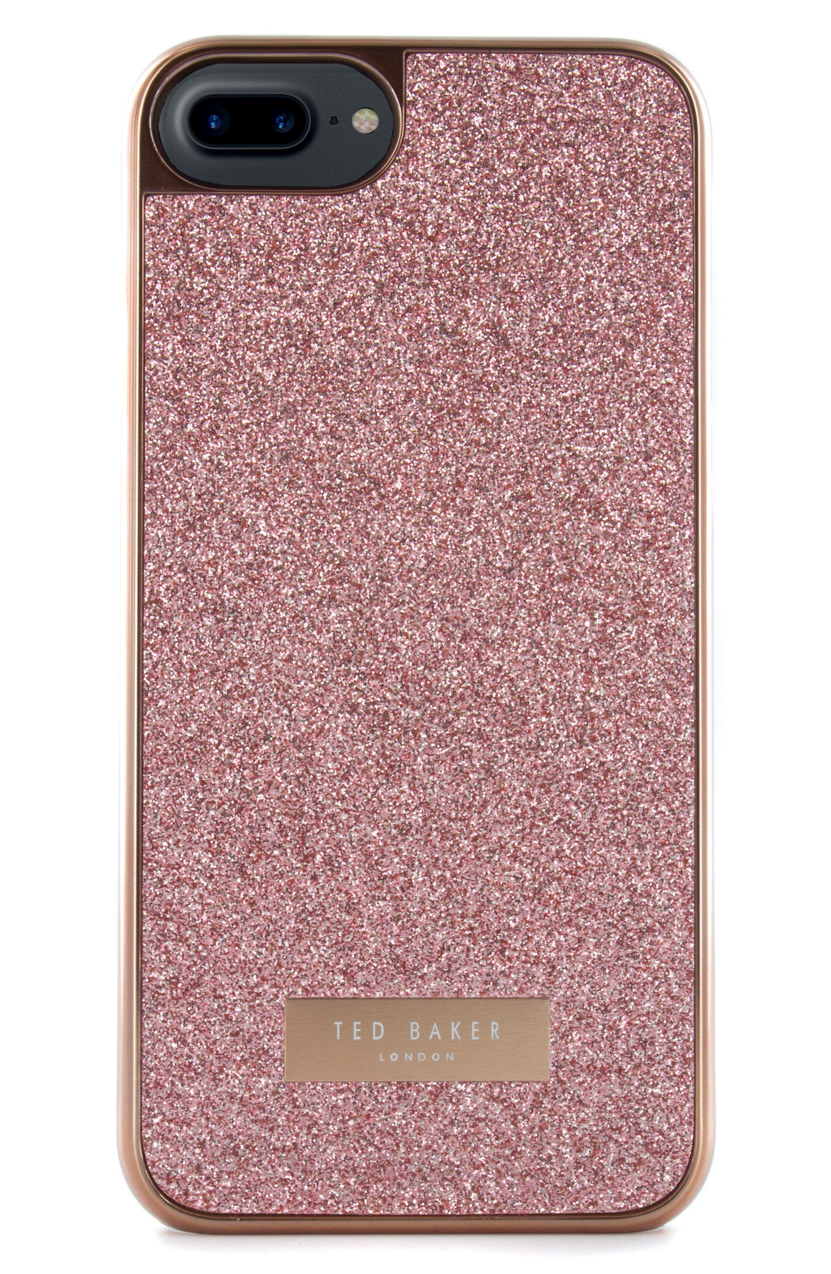 Rico iPhone 6/6s/7/8 Plus Case,                         Main,                         color, Rose Gold