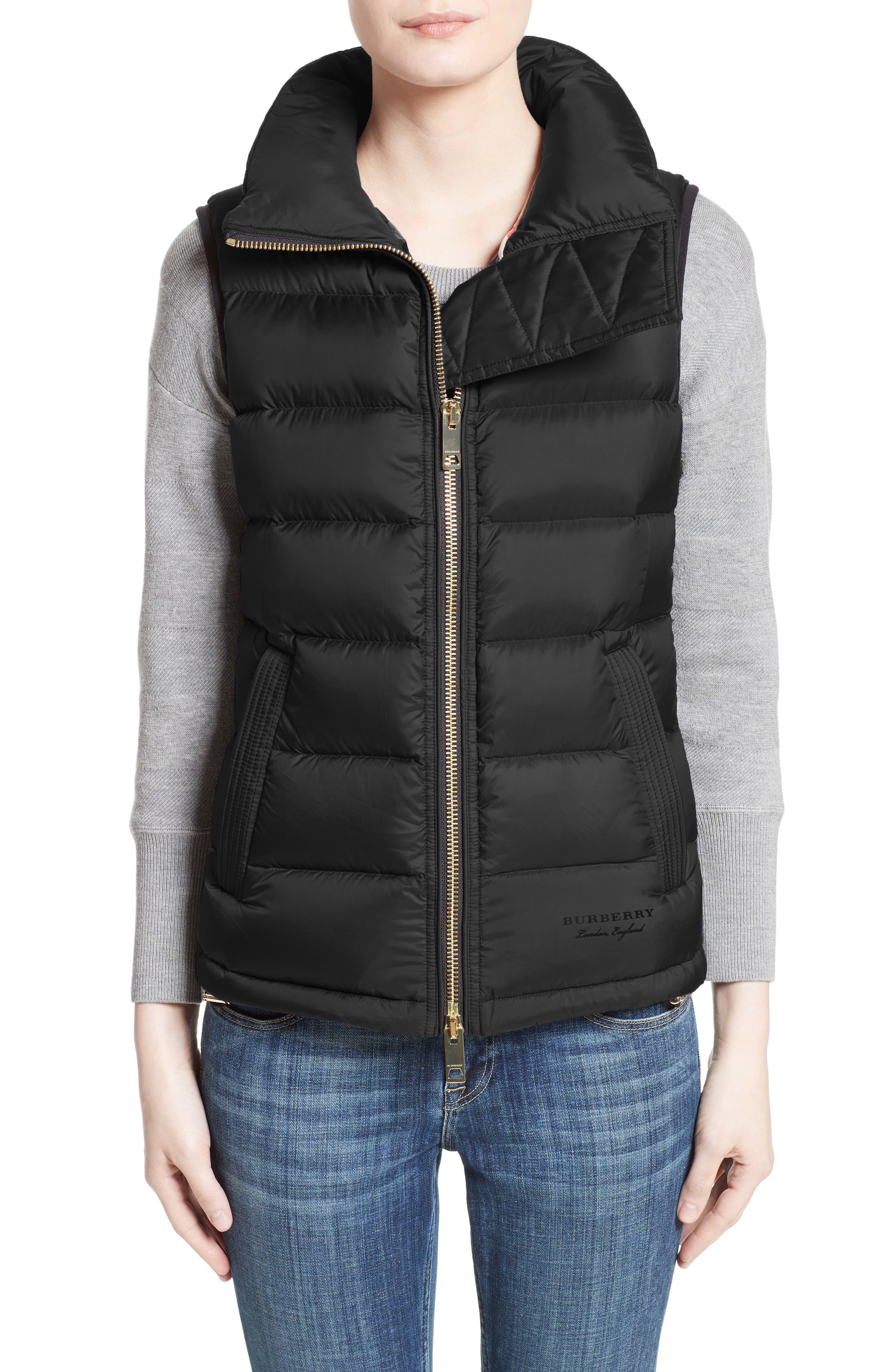 Burberry Women's Black Outerwear: Coats & Jackets | Nordstrom ...