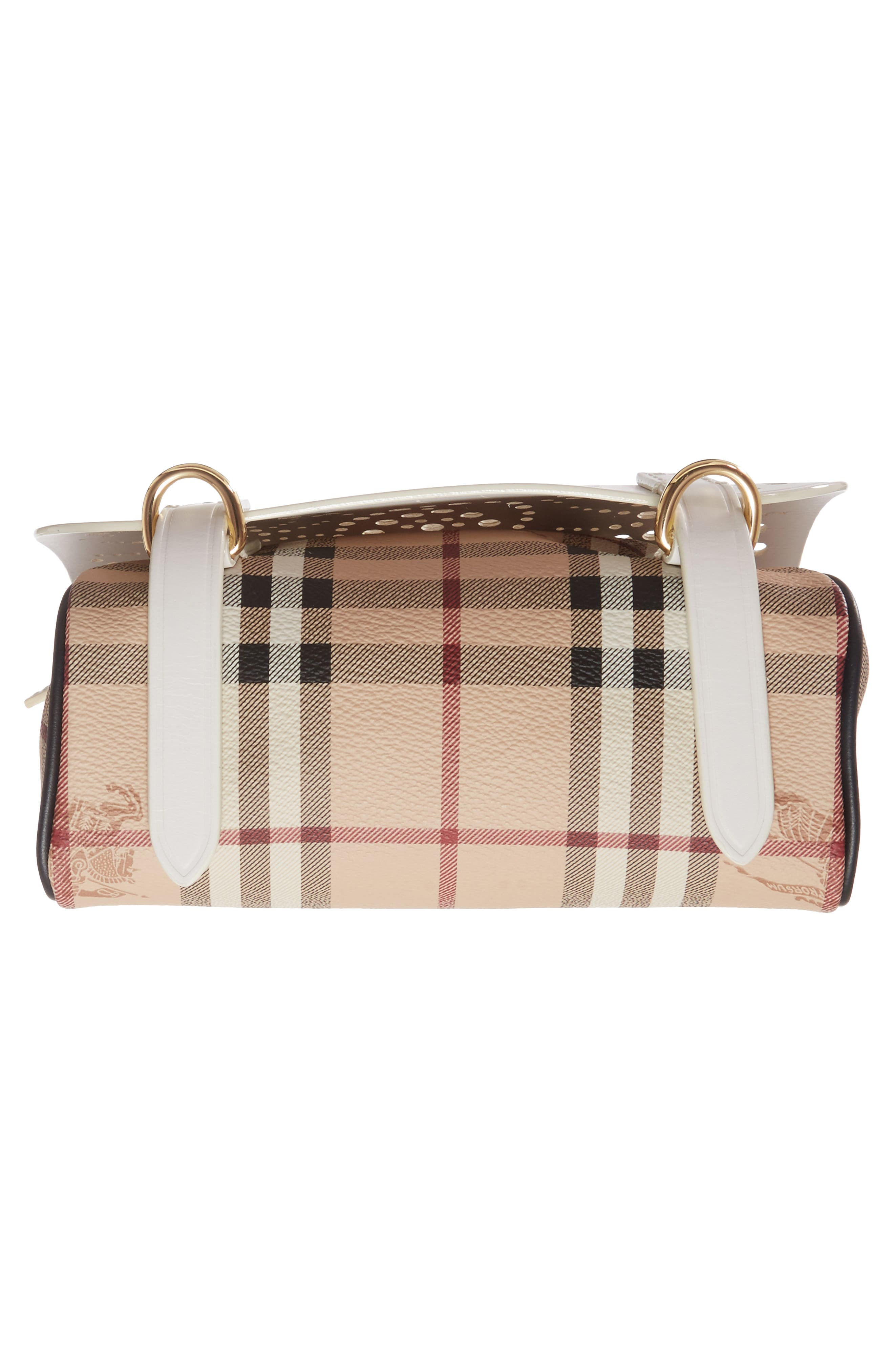 Alternate Image 6  - Burberry Baby Bridle Crossbody Bag