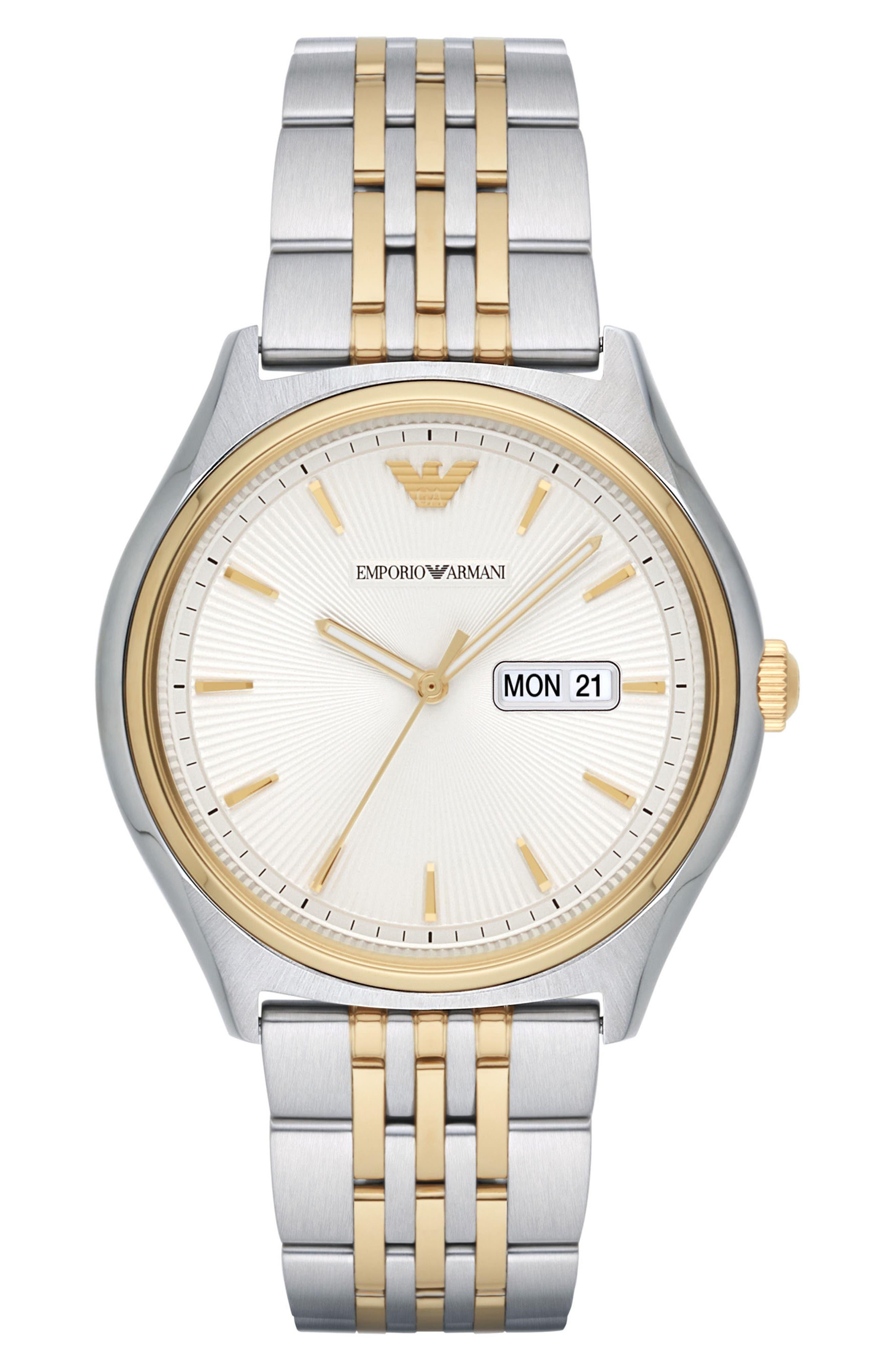EMPORIO ARMANI Bracelet Watch, 33mm