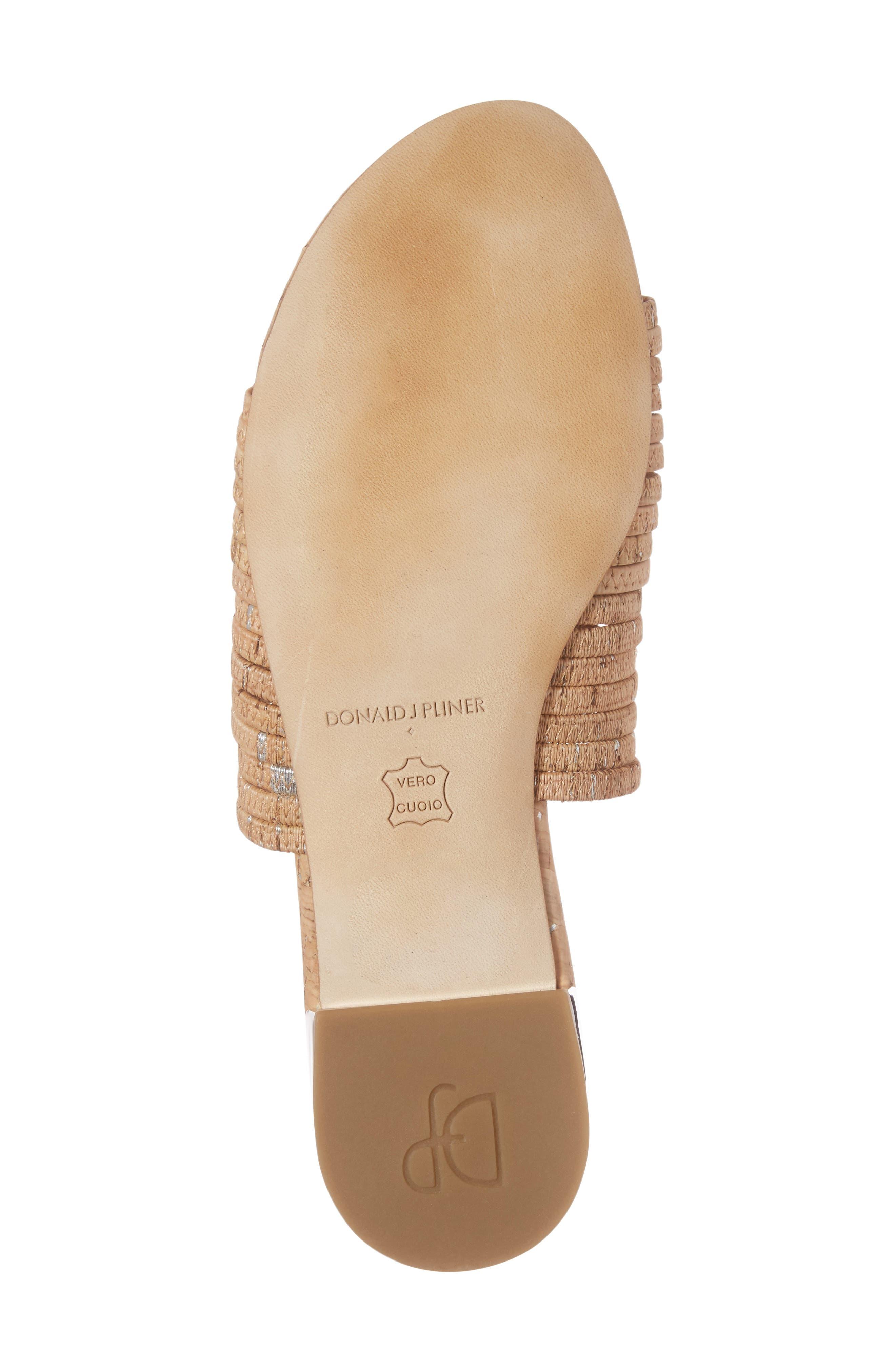 Frea Strappy Sandal,                             Alternate thumbnail 6, color,                             Natural Cork