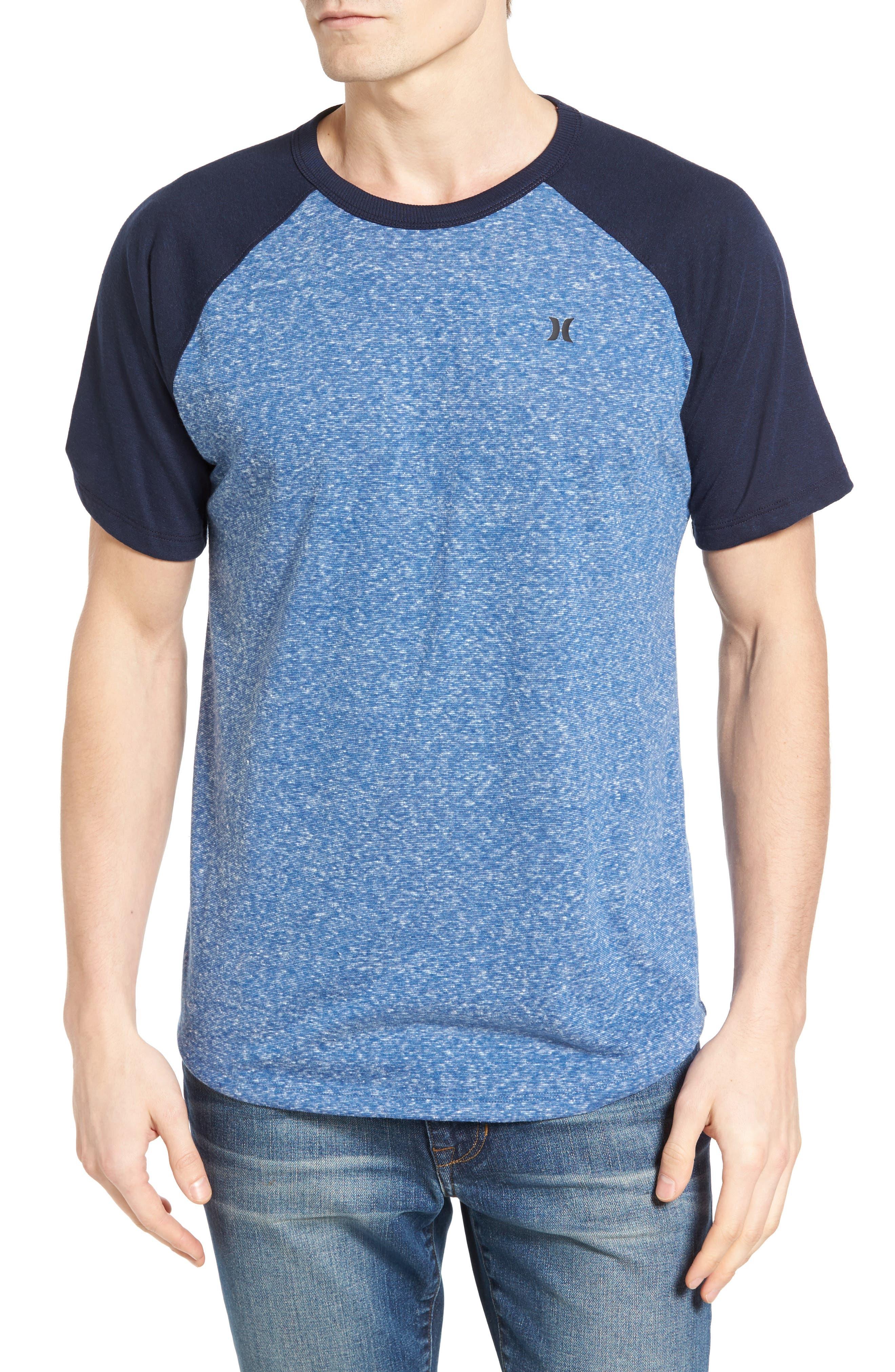 Hurley Still Classic Raglan T-Shirt