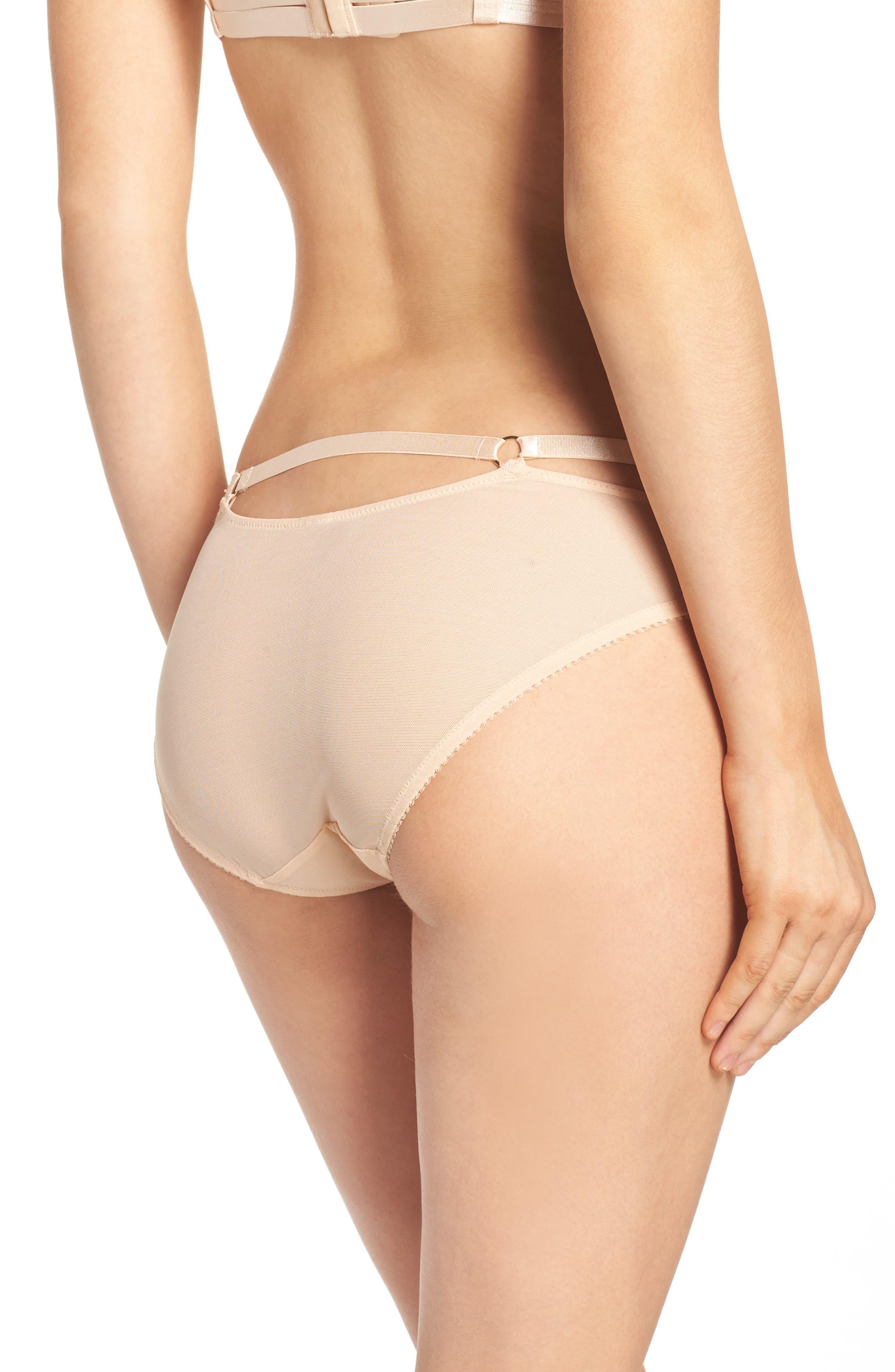 Alternate Image 2  - Dita Von Teese Lace Bikini