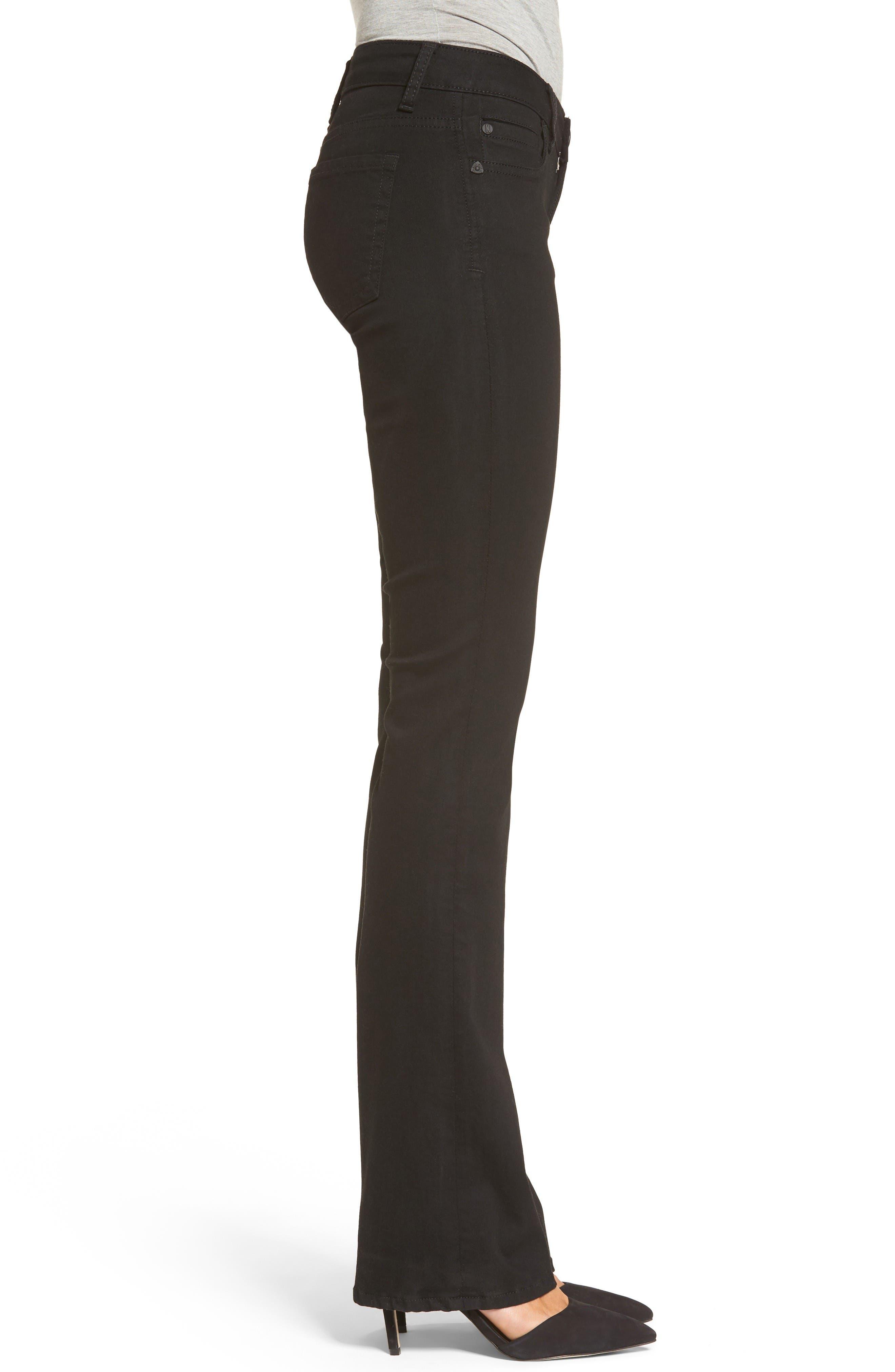 Alternate Image 3  - KUT from the Kloth Natalie Stretch Bootleg Jeans (Regular & Petite)