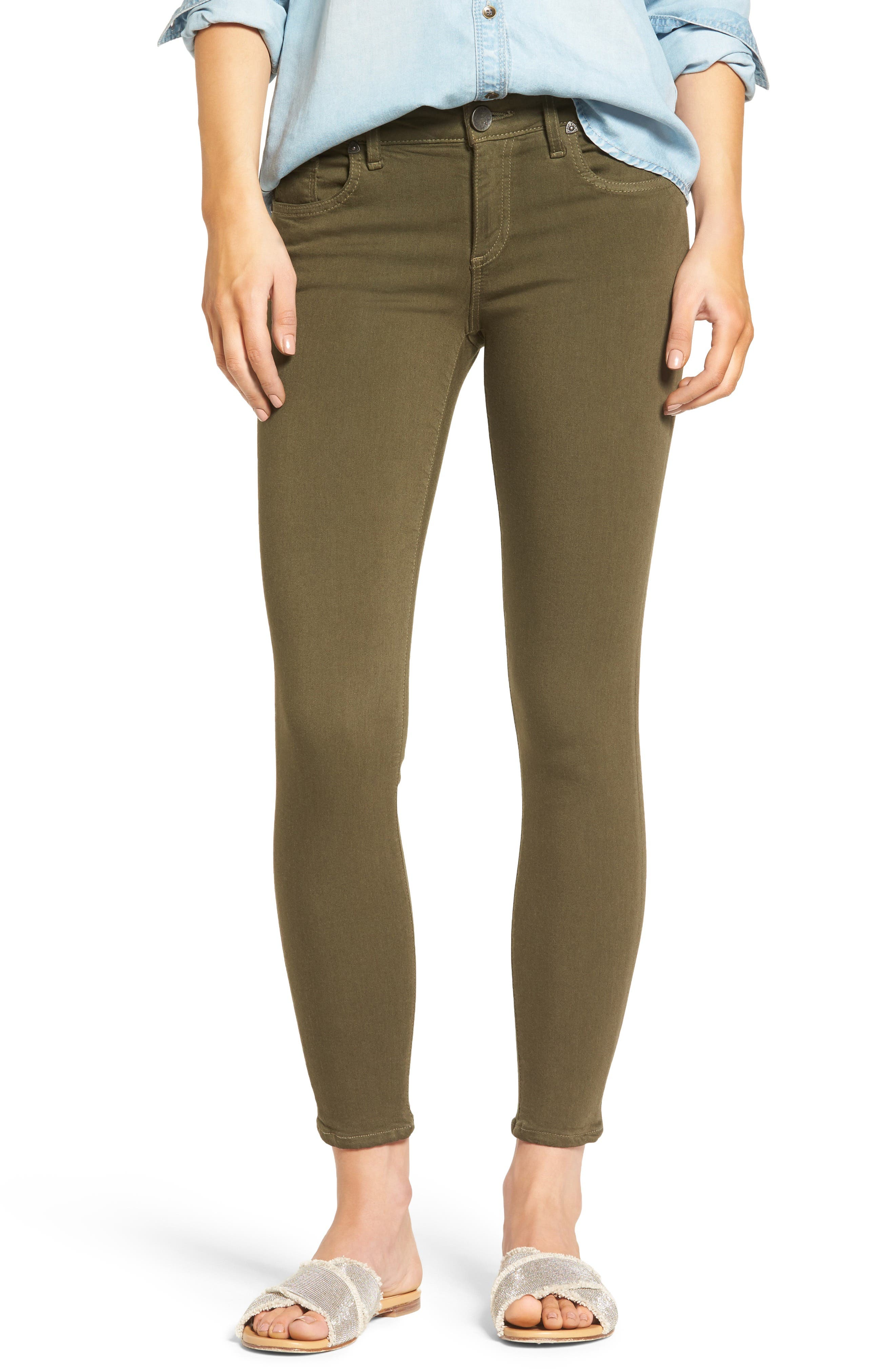 Main Image - KUT from the Kloth Donna Skinny Jeans (Regular & Petite)