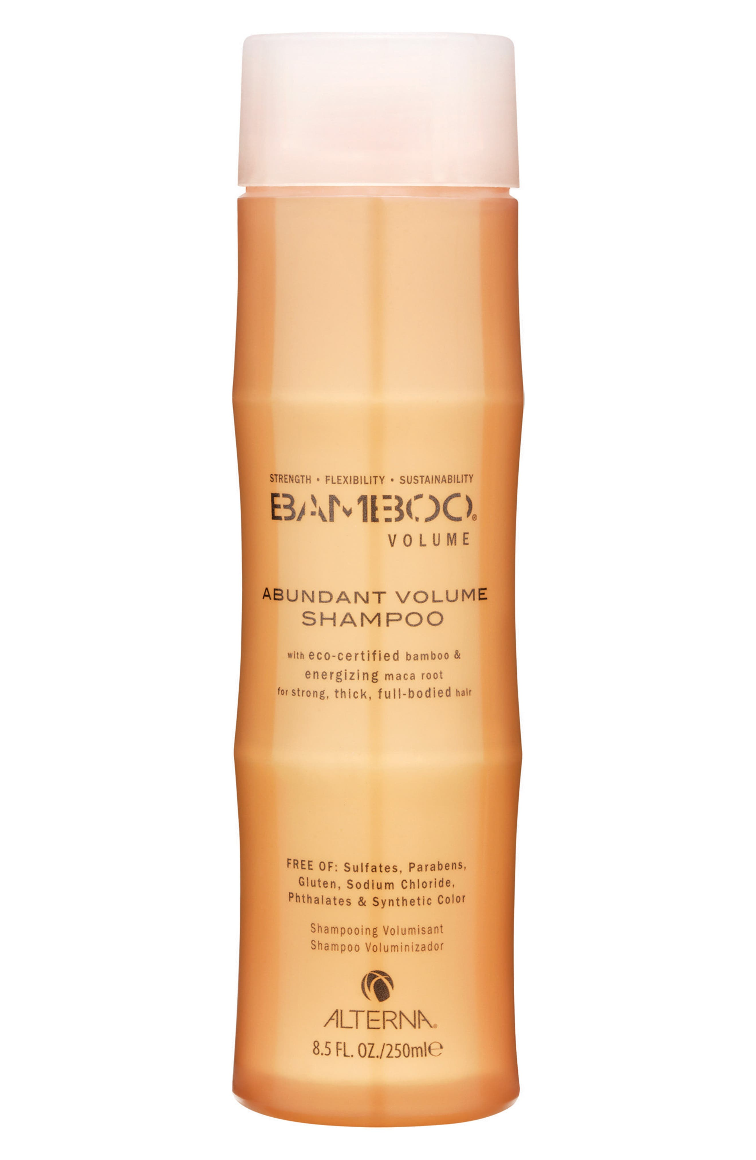 Bamboo Volume Abundant Volume Shampoo,                             Main thumbnail 1, color,                             No Color