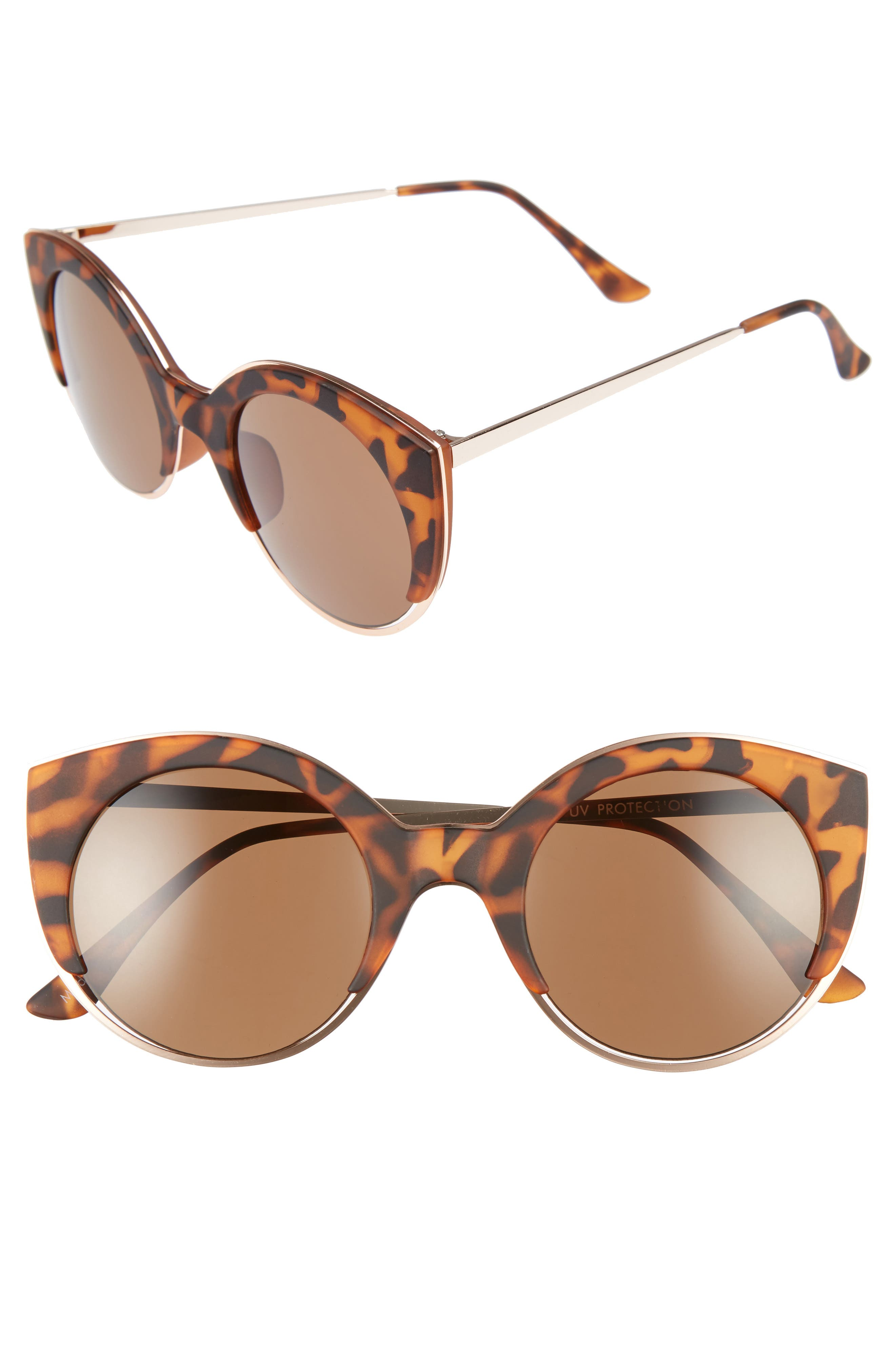 BP. Cat Eye Sunglasses