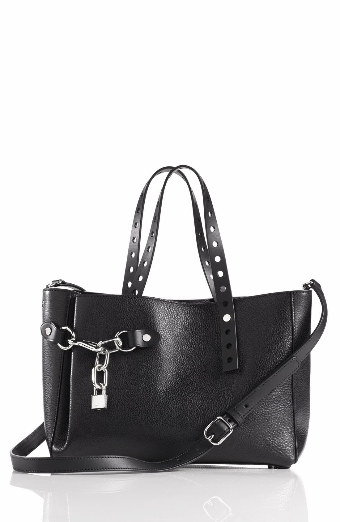 Alternate Image 6  - Alexander Wang Attica Leather Tote