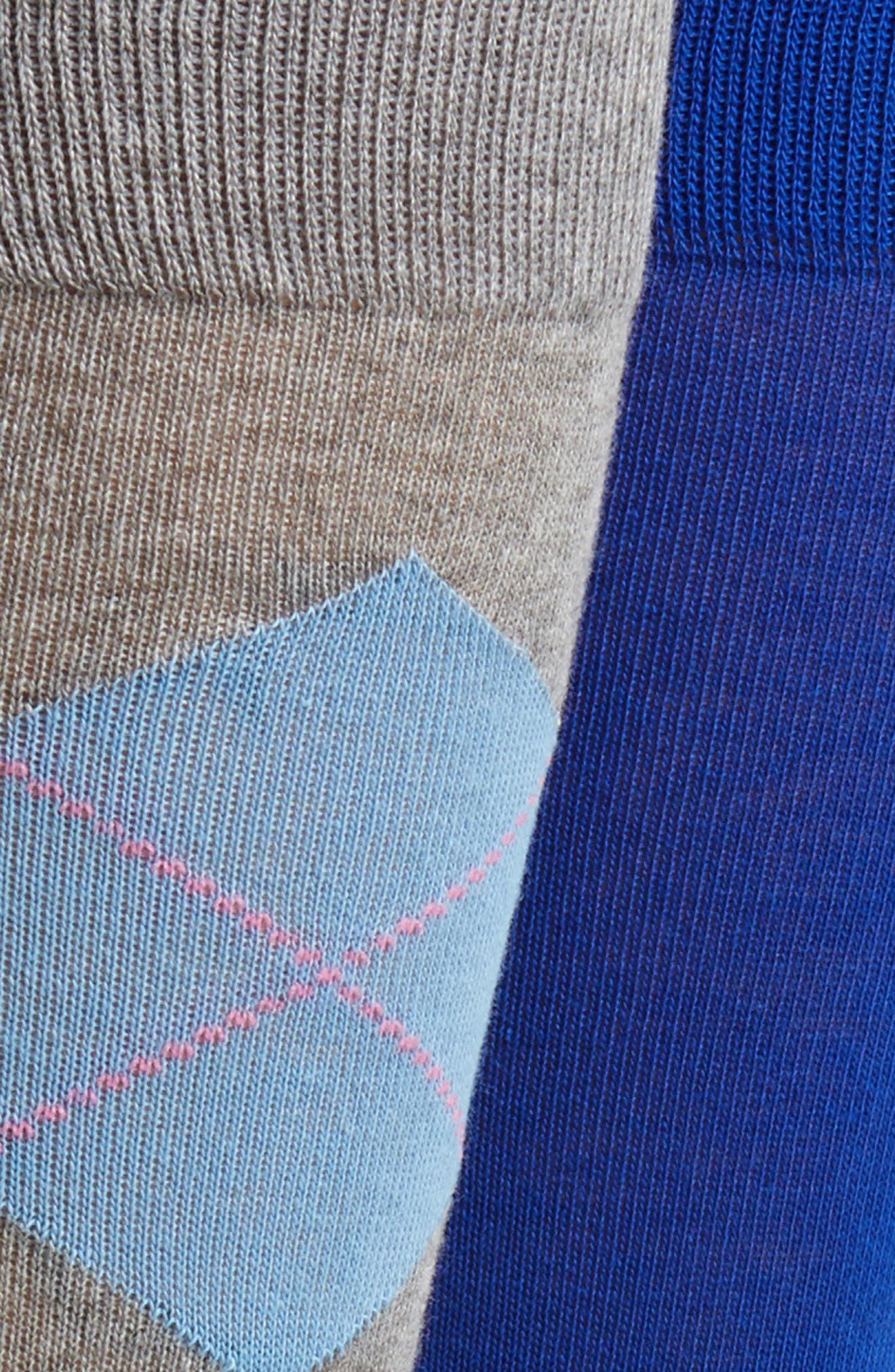 Alternate Image 2  - Polo Ralph Lauren Cotton Blend Socks (2-Pack)