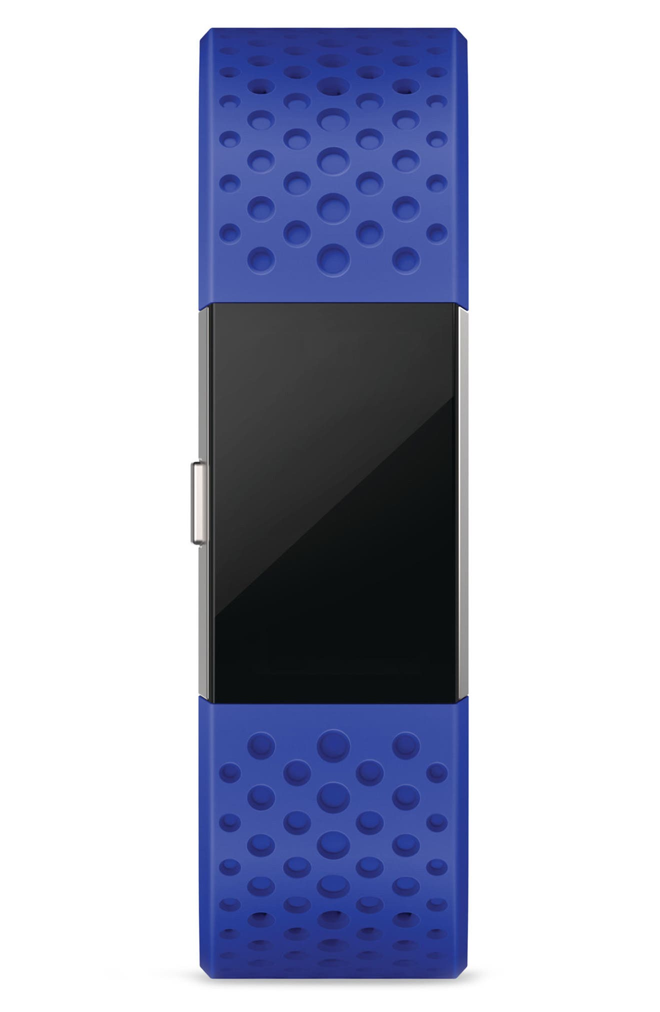Charge 2 Sport Accessory Band,                             Alternate thumbnail 3, color,                             Cobalt