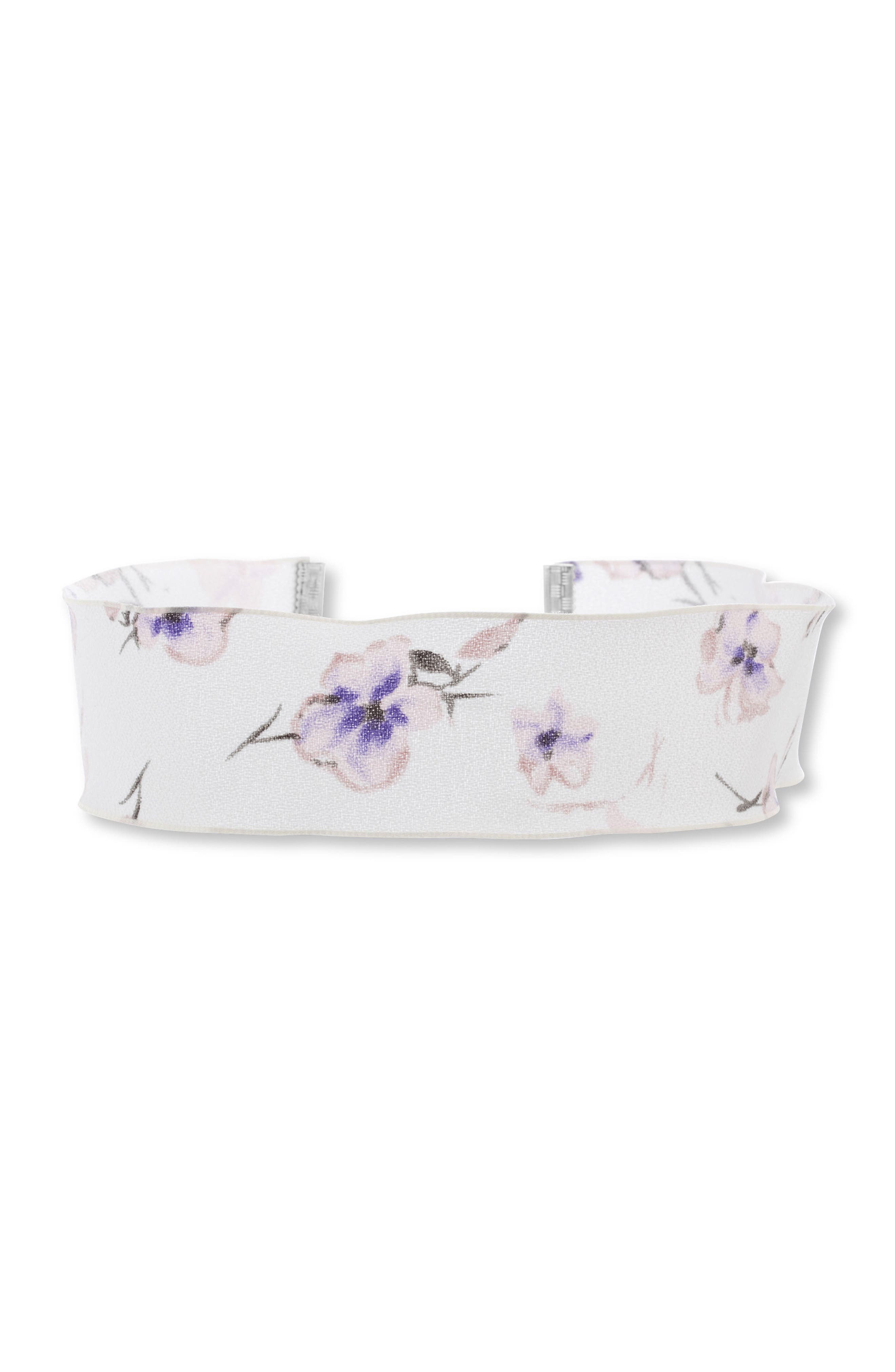 Alternate Image 1 Selected - Steve Madden Floral Choker