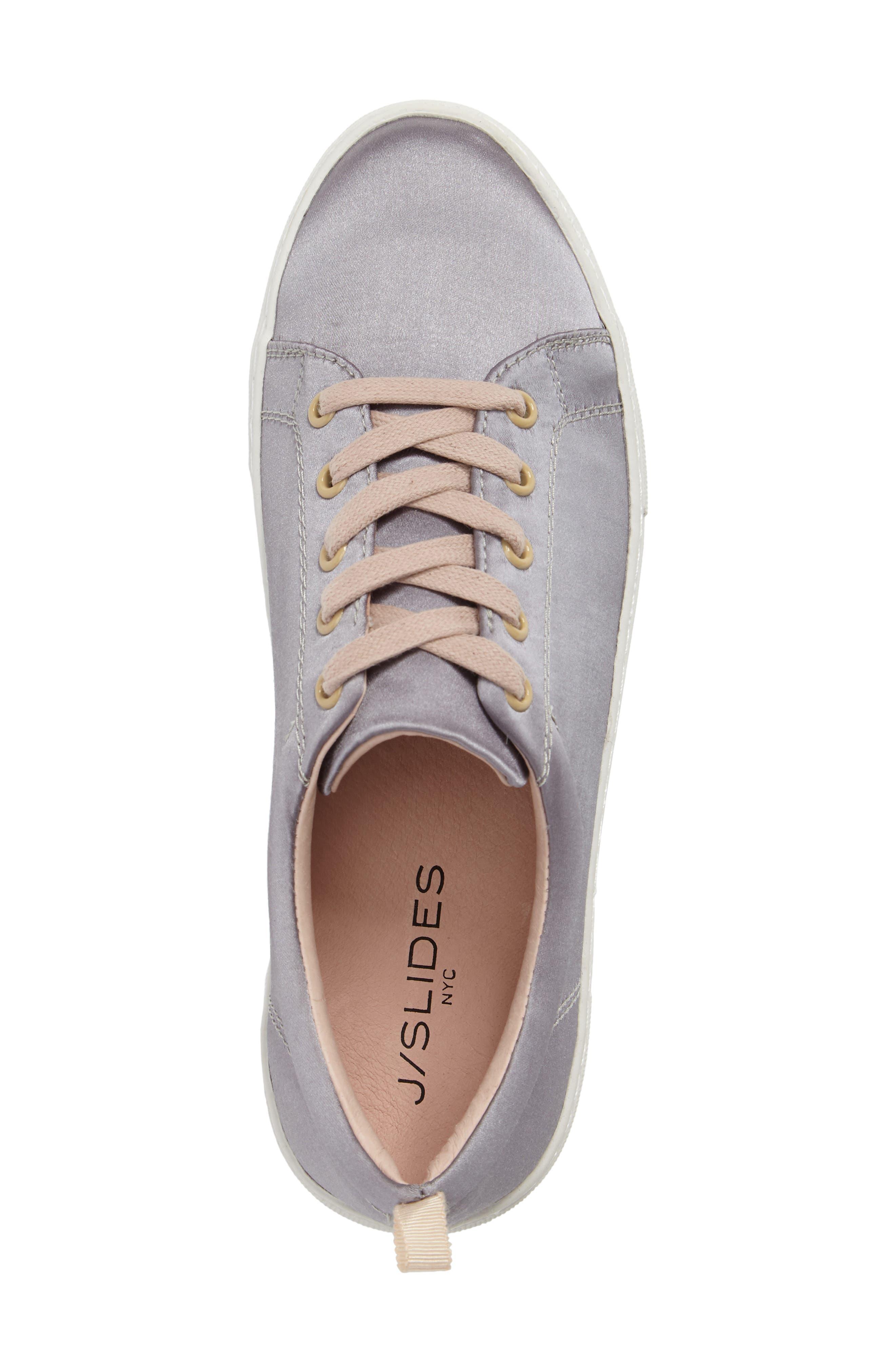 Alternate Image 5  - JSlides Amber Platform Sneaker (Women)