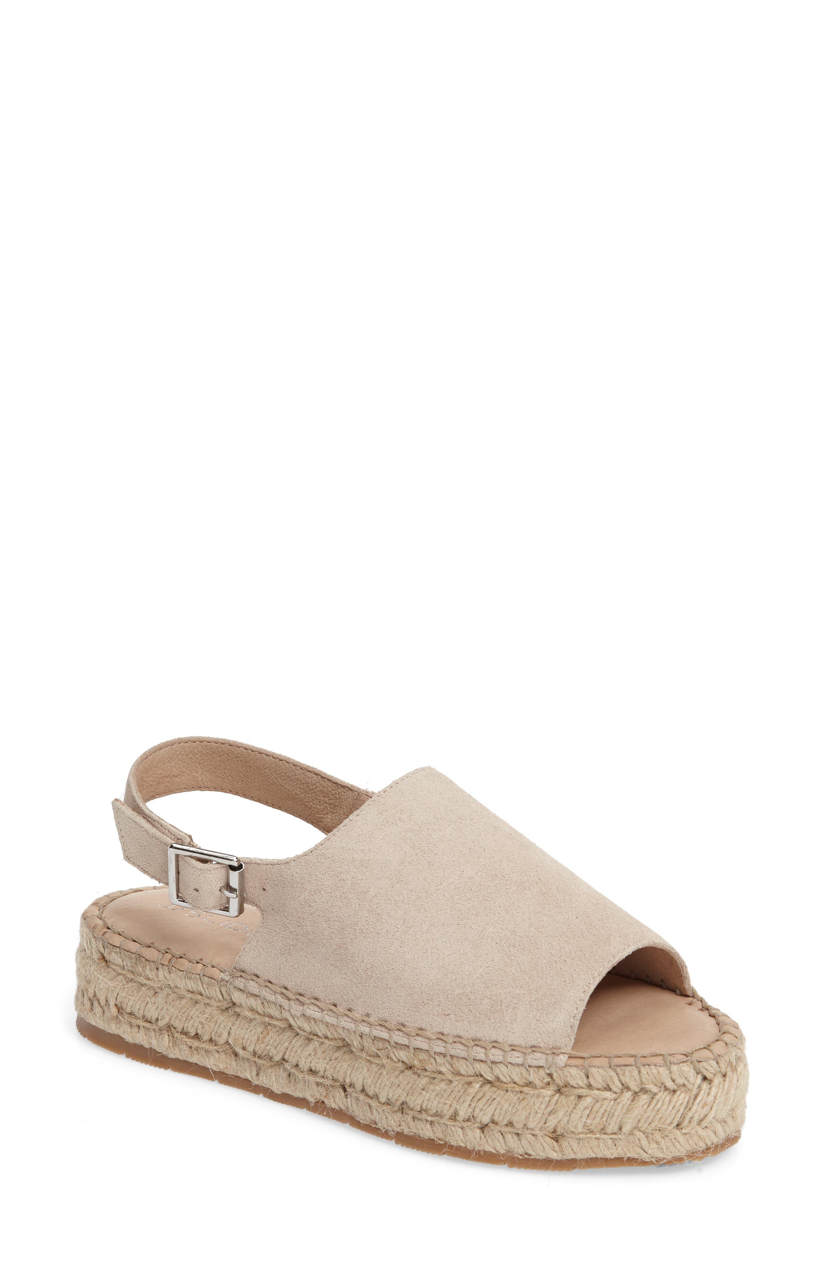 JSlides Rachell Slingback Platform Sandal (Women)