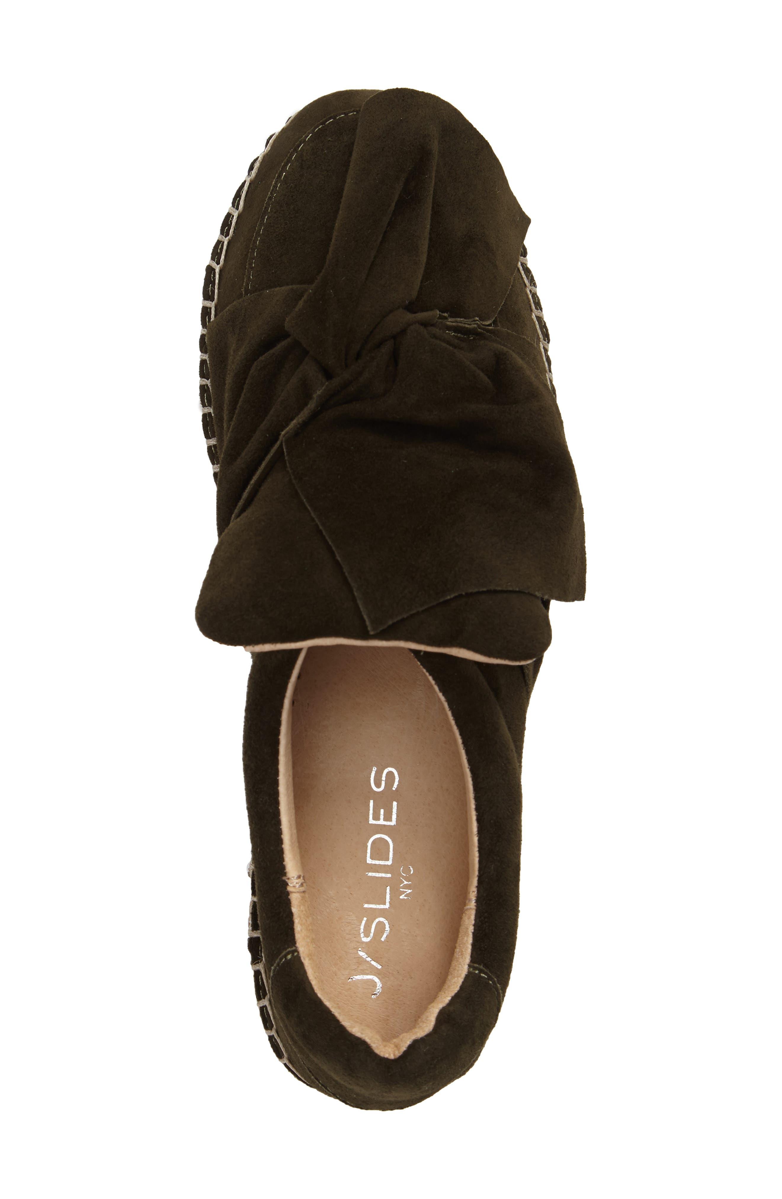 Alternate Image 5  - JSlides Reese Platform Espadrille (Women)