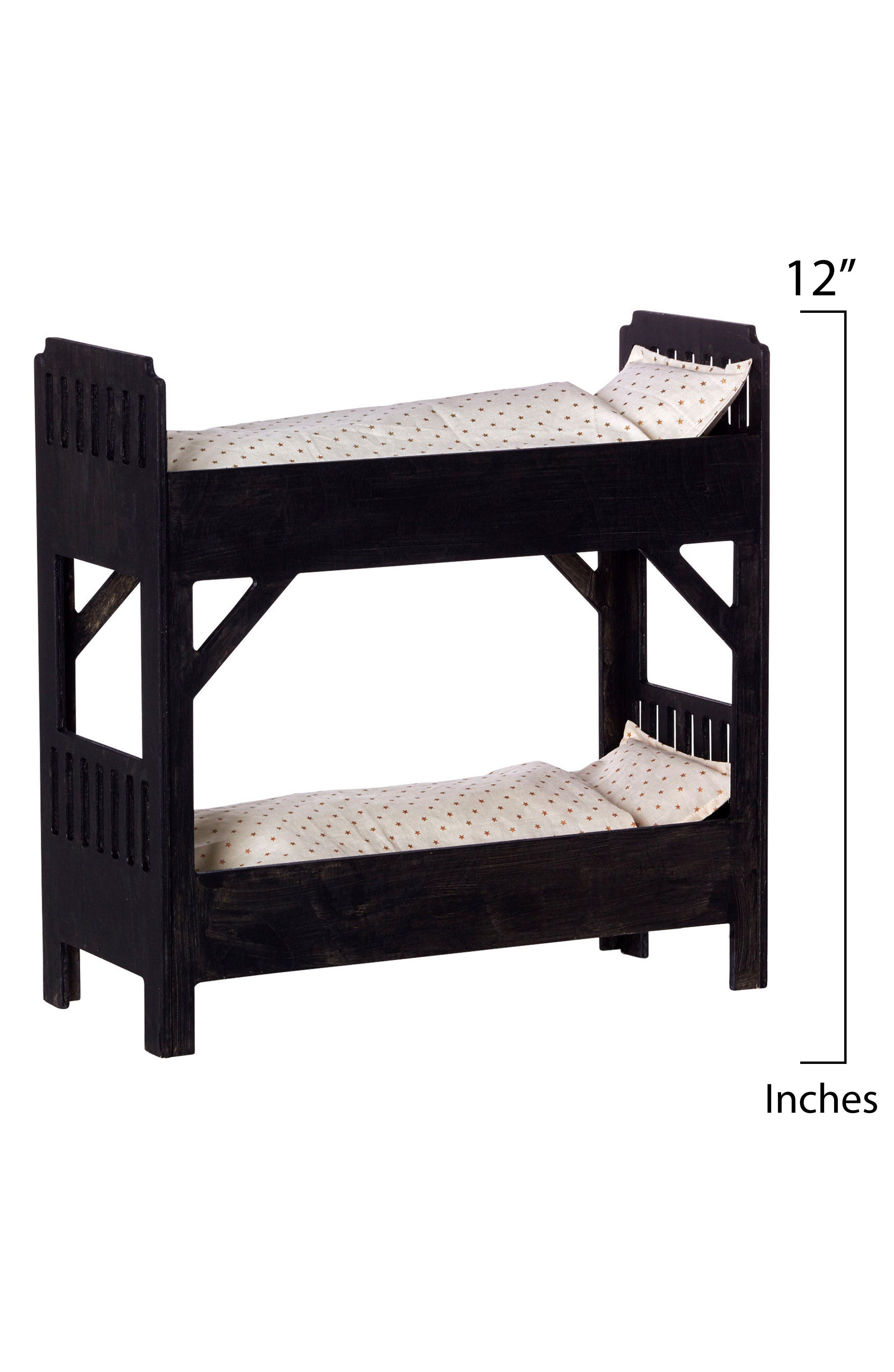 Alternate Image 2  - Maileg Large Wooden Doll Bunk Bed