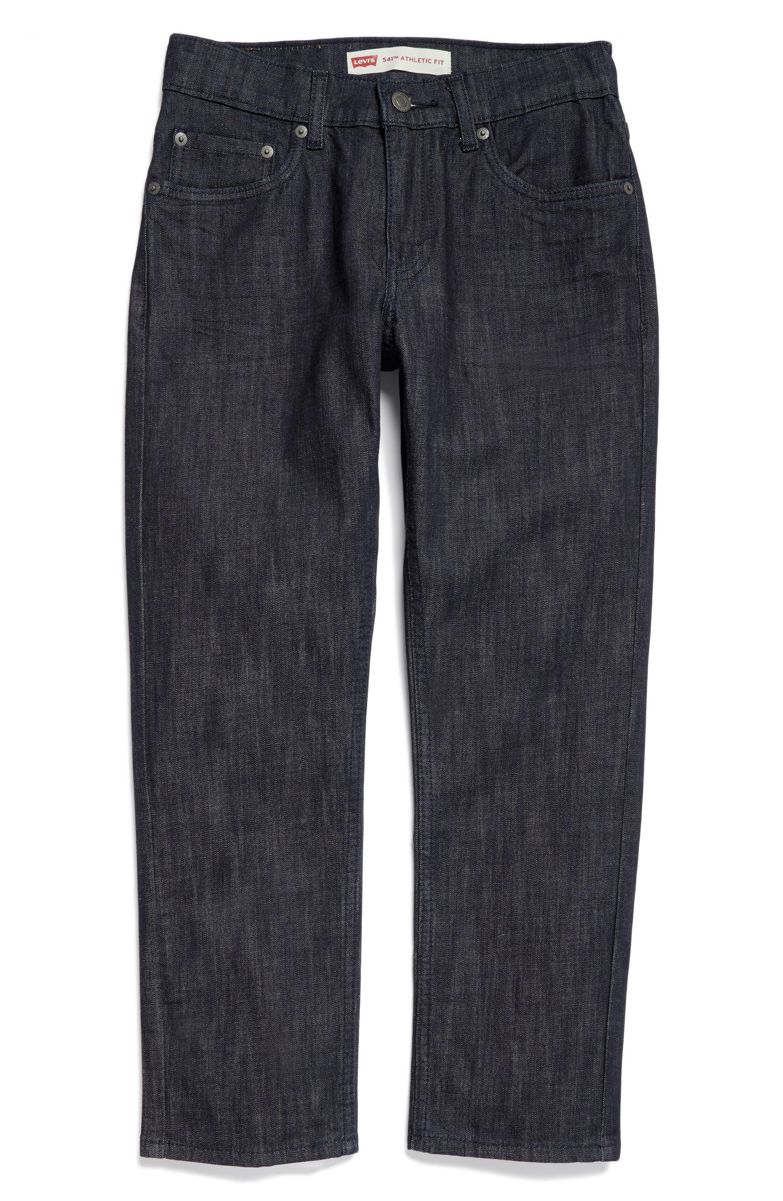 Main Image - Levi's® 541™ Athletic Fit Jeans (Big Boys)