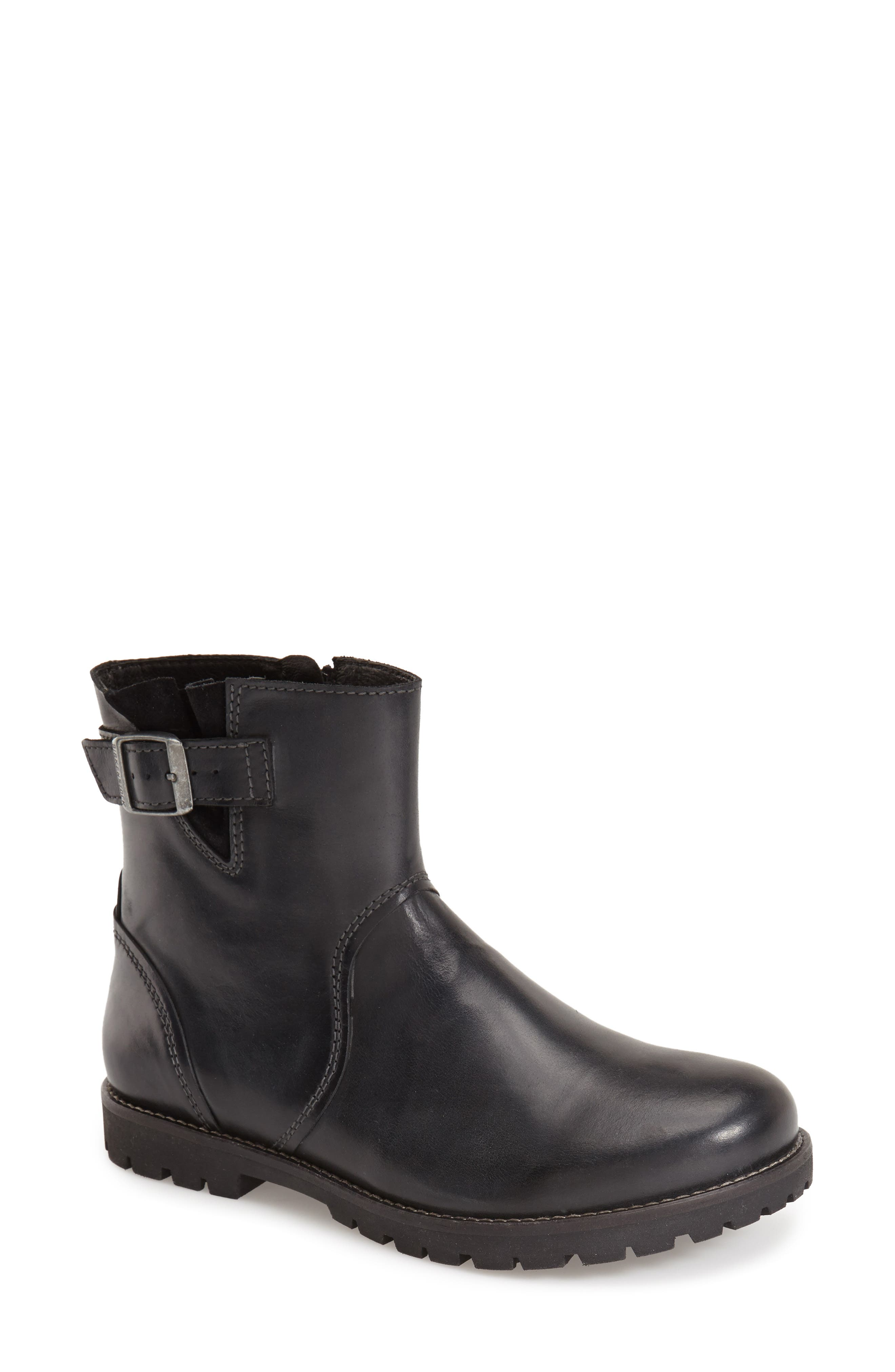 Alternate Image 1 Selected - Birkenstock 'Stowe' Boot (Women)