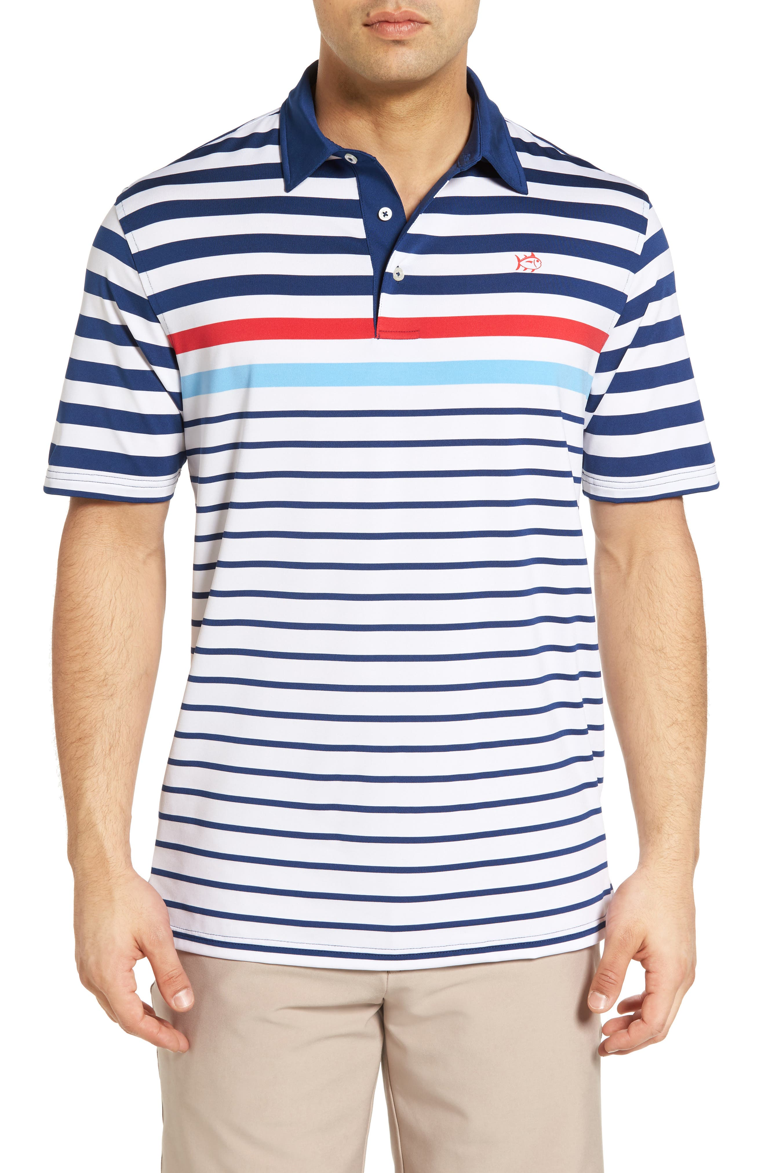 SOUTHERN TIDE Liberty Performance Polo