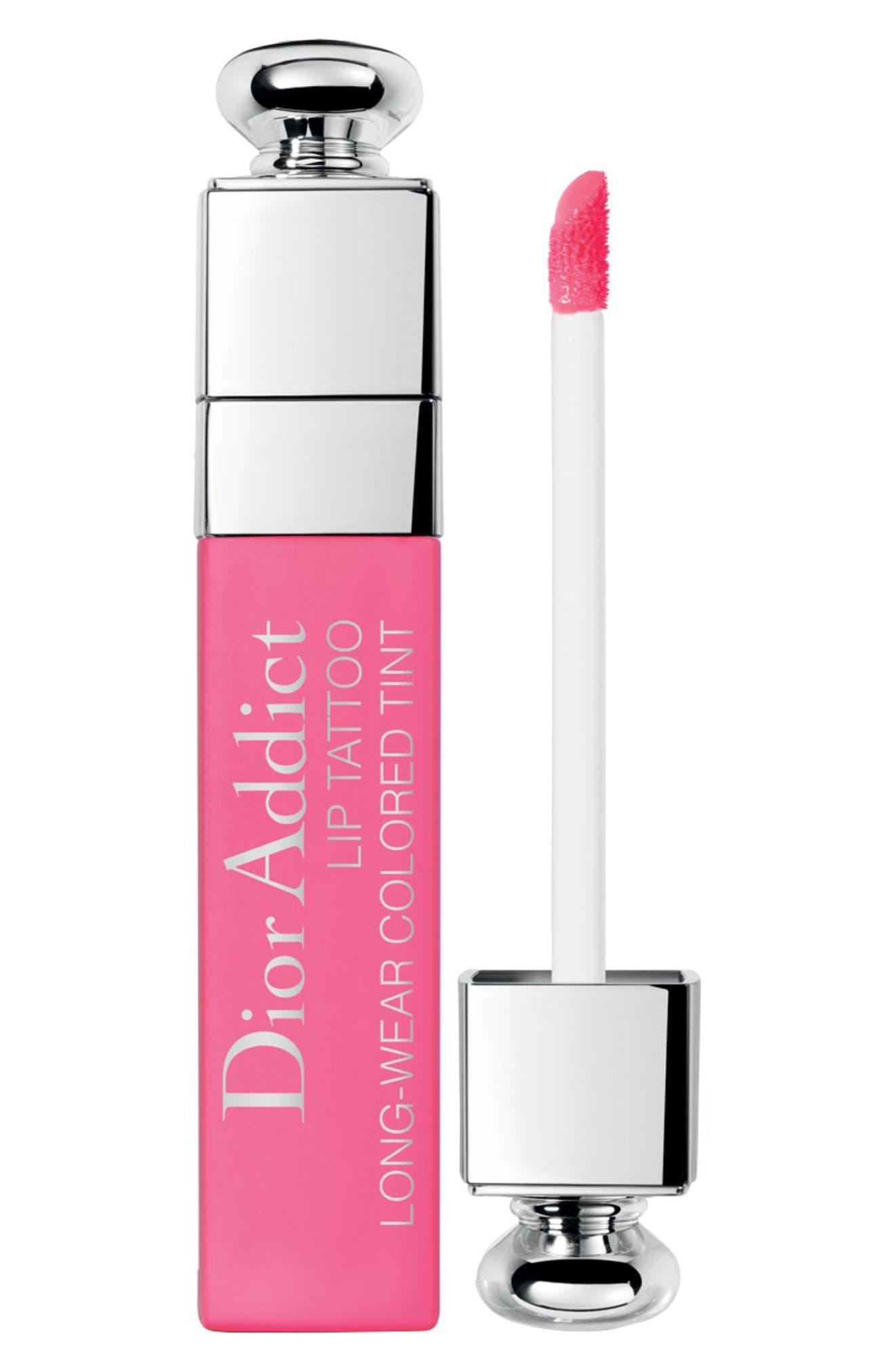 Main Image - Dior Addict Lip Tattoo Long-Wearing Color Tint
