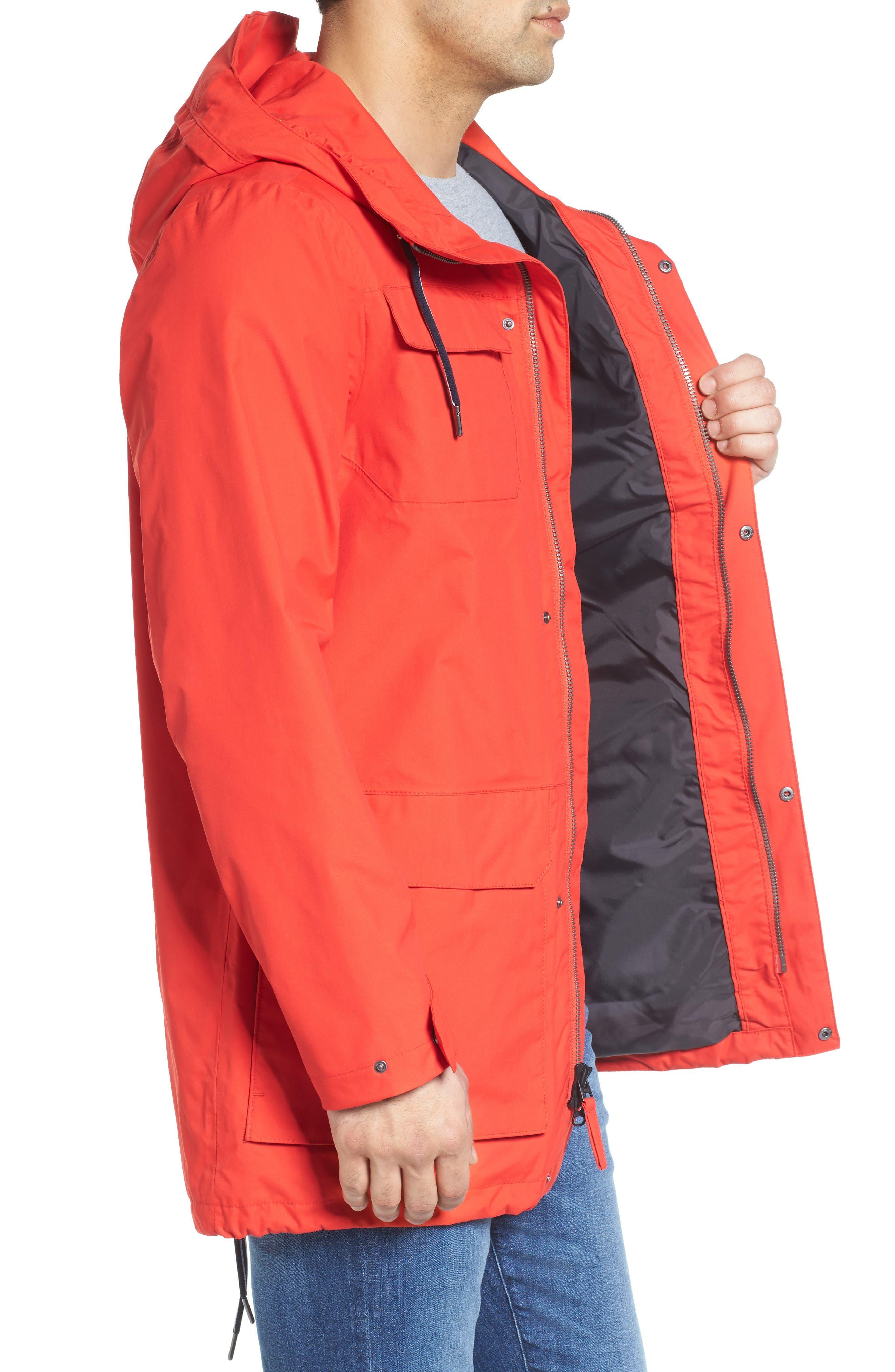 Alternate Image 3  - Helly Hansen Captain's Rain Parka