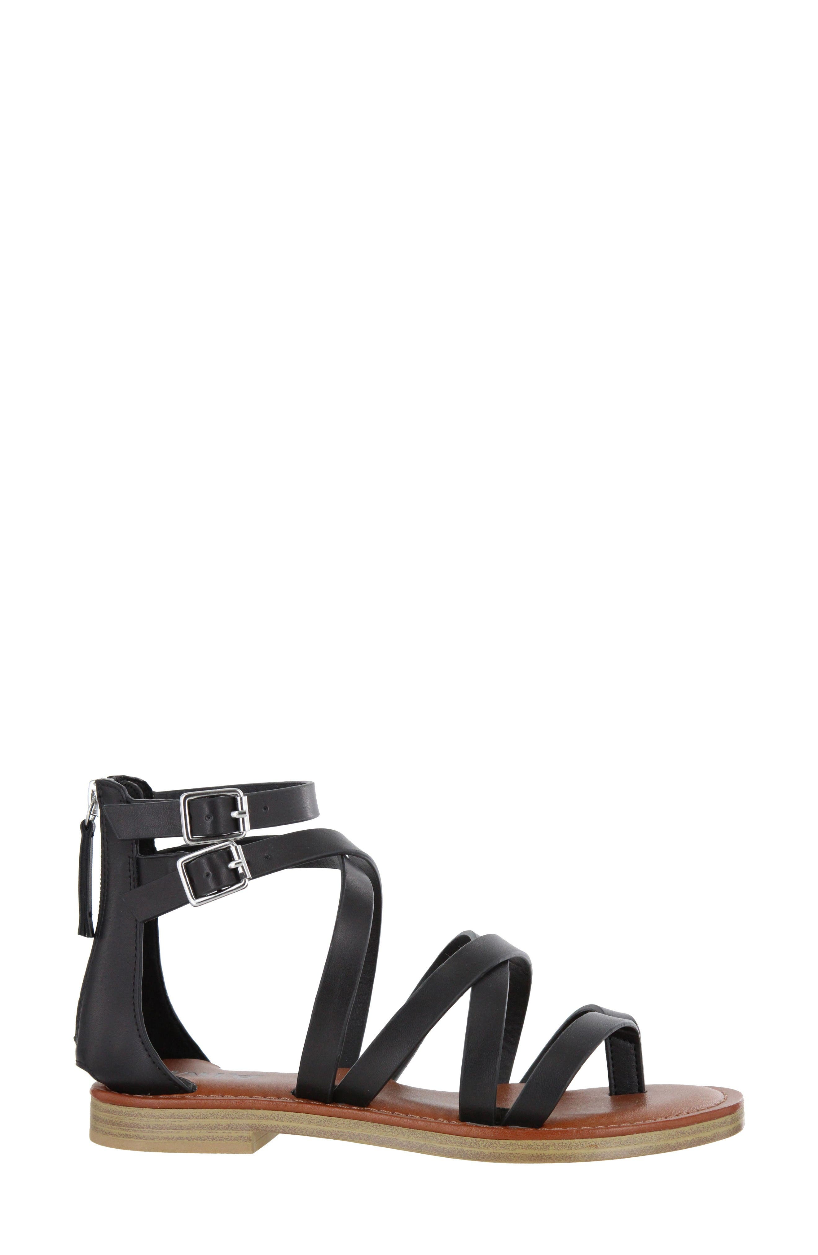 Alternate Image 3  - MIA Agitha Gladiator Sandal (Women)