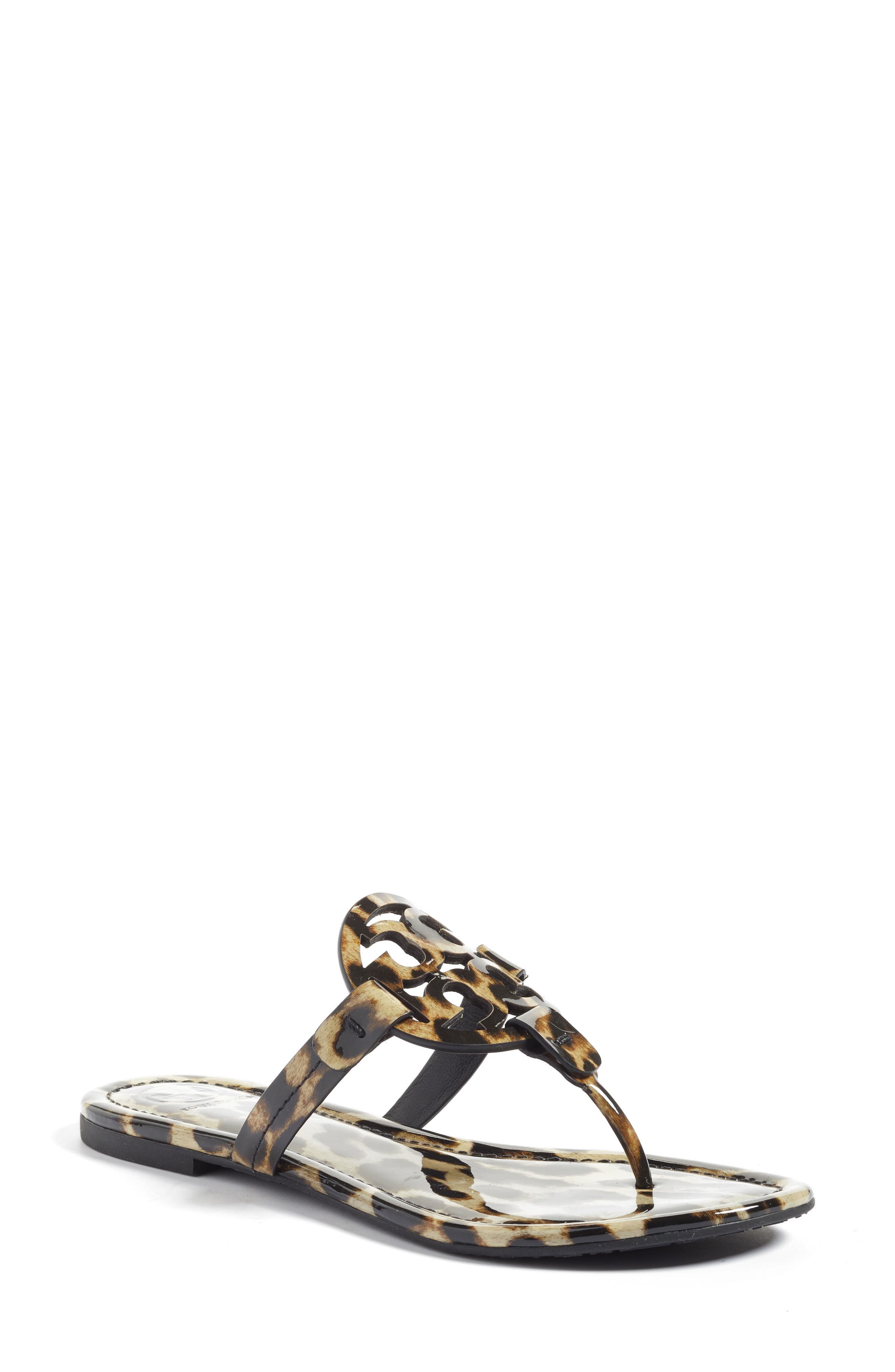 Alternate Image 1 Selected - Tory Burch 'Miller' Flip Flop (Women)