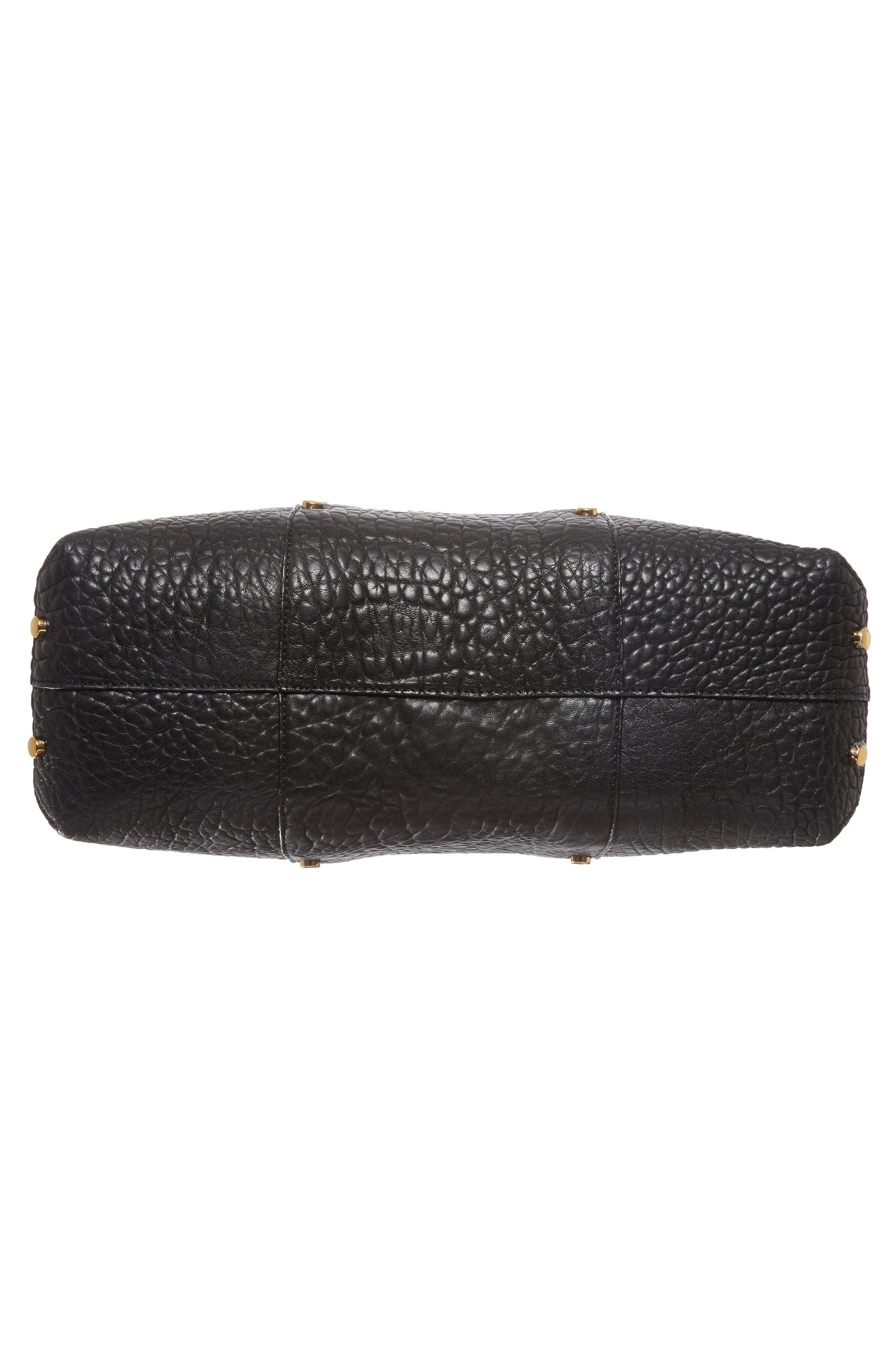 Alternate Image 6  - Jimmy Choo Lockett Leather Shopper