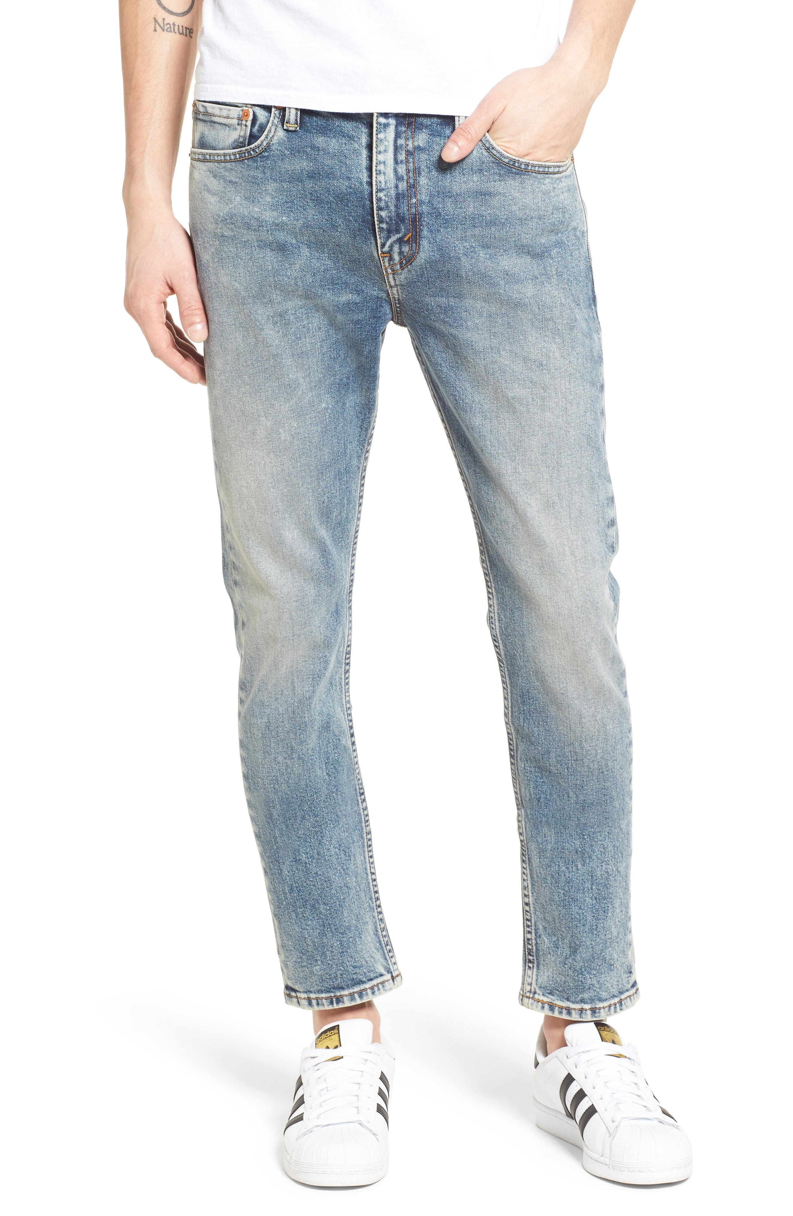 Main Image - Levi's® 510™ Skinny Fit Jeans (Hit the Lights)