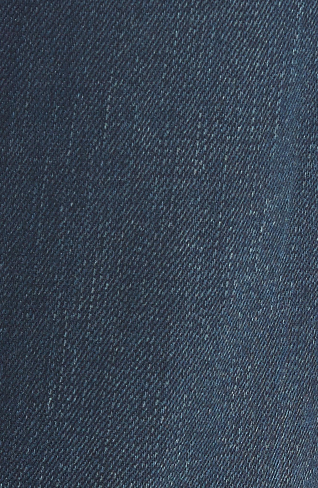 513<sup>™</sup> Slim Straight Leg Jeans,                             Alternate thumbnail 5, color,                             Lurker