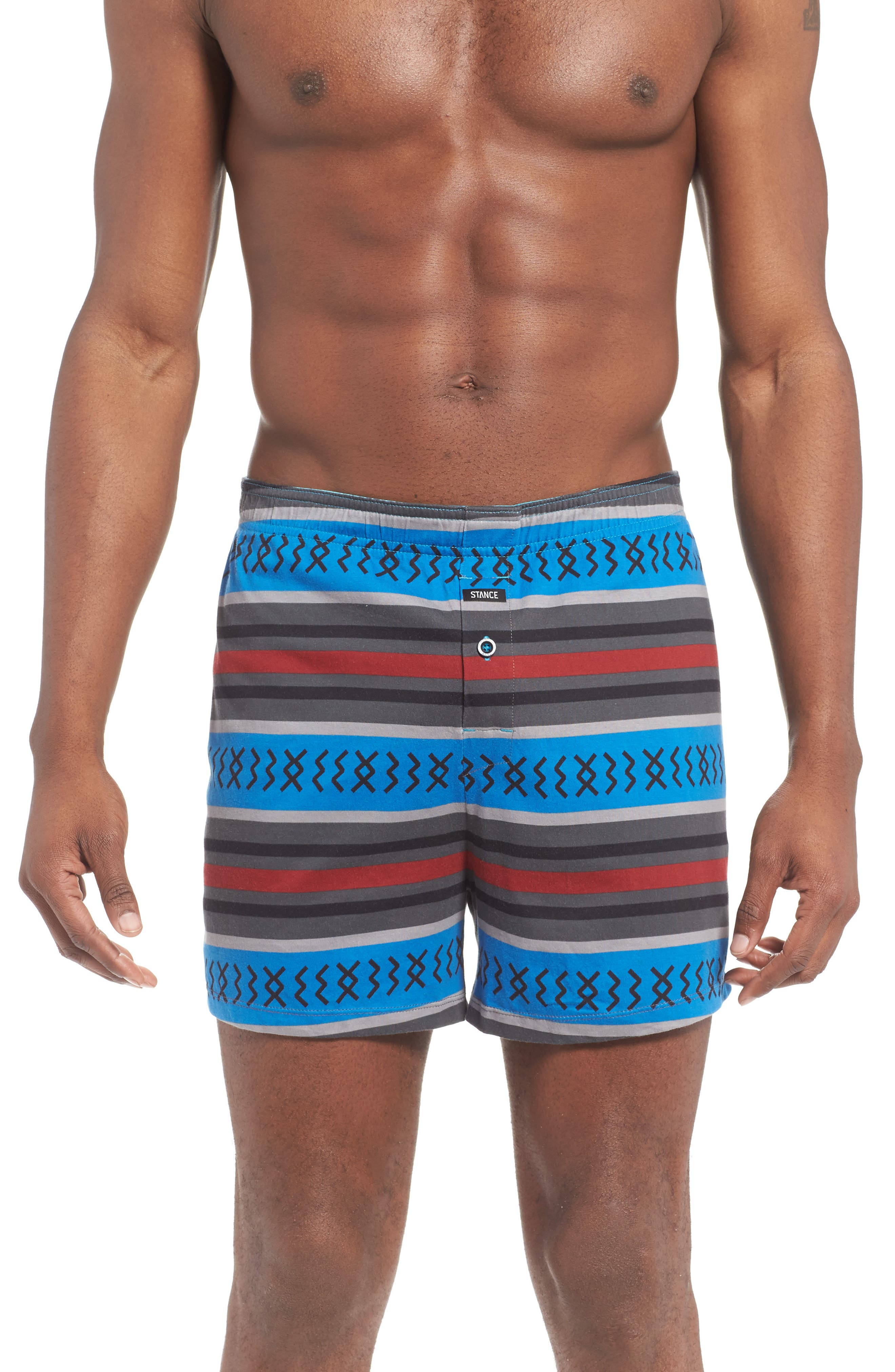 Visita Rune Relaxed Fit Boxer Briefs,                         Main,                         color, Grey