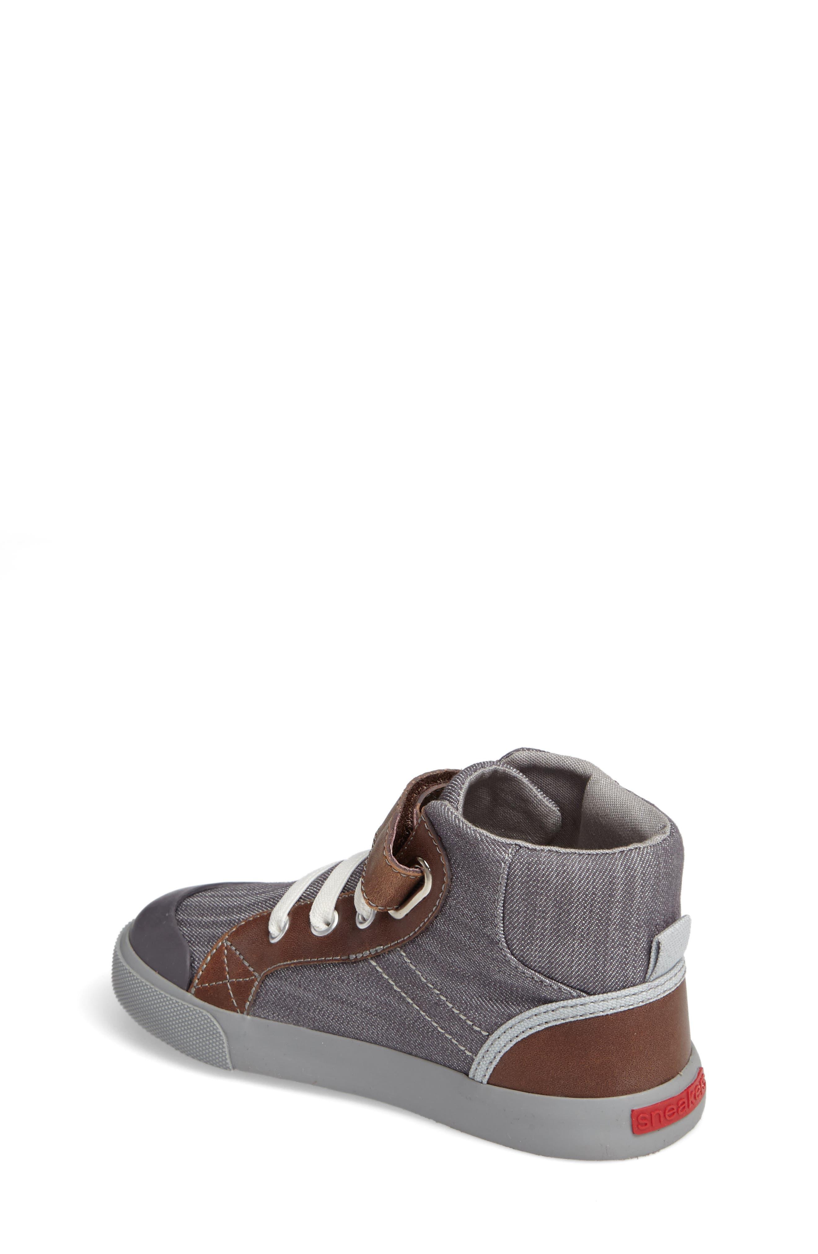 Alternate Image 2  - See Kai Run 'Dane' Sneaker (Baby, Walker & Toddler)