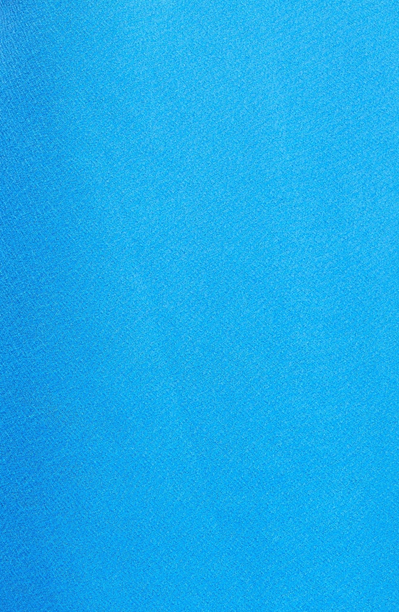 Alternate Image 5  - Tibi Celestia One Sleeve Bias Cut Satin Dress