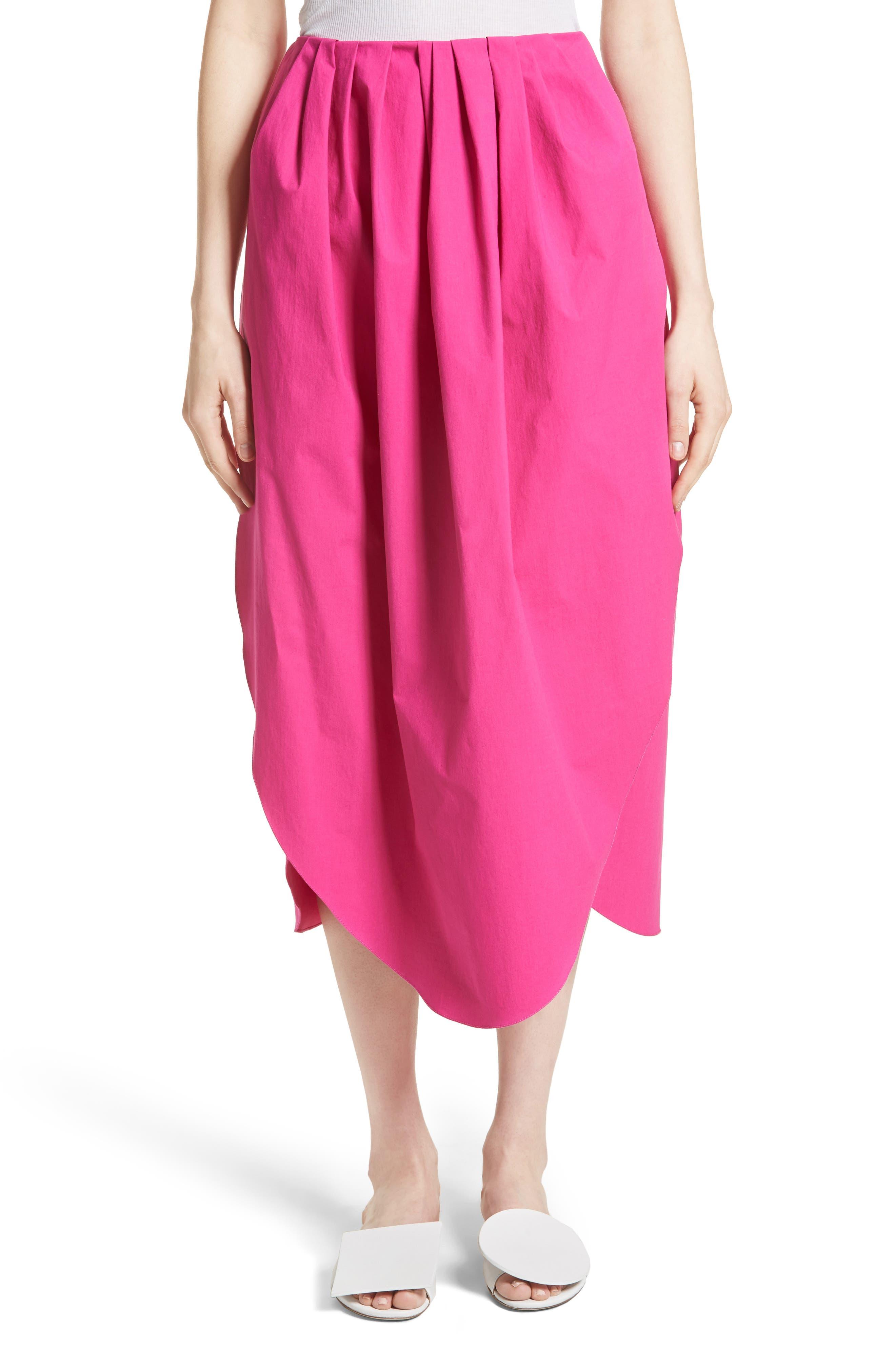 Isa Arfen Petal Skirt (Nordstrom Exclusive)