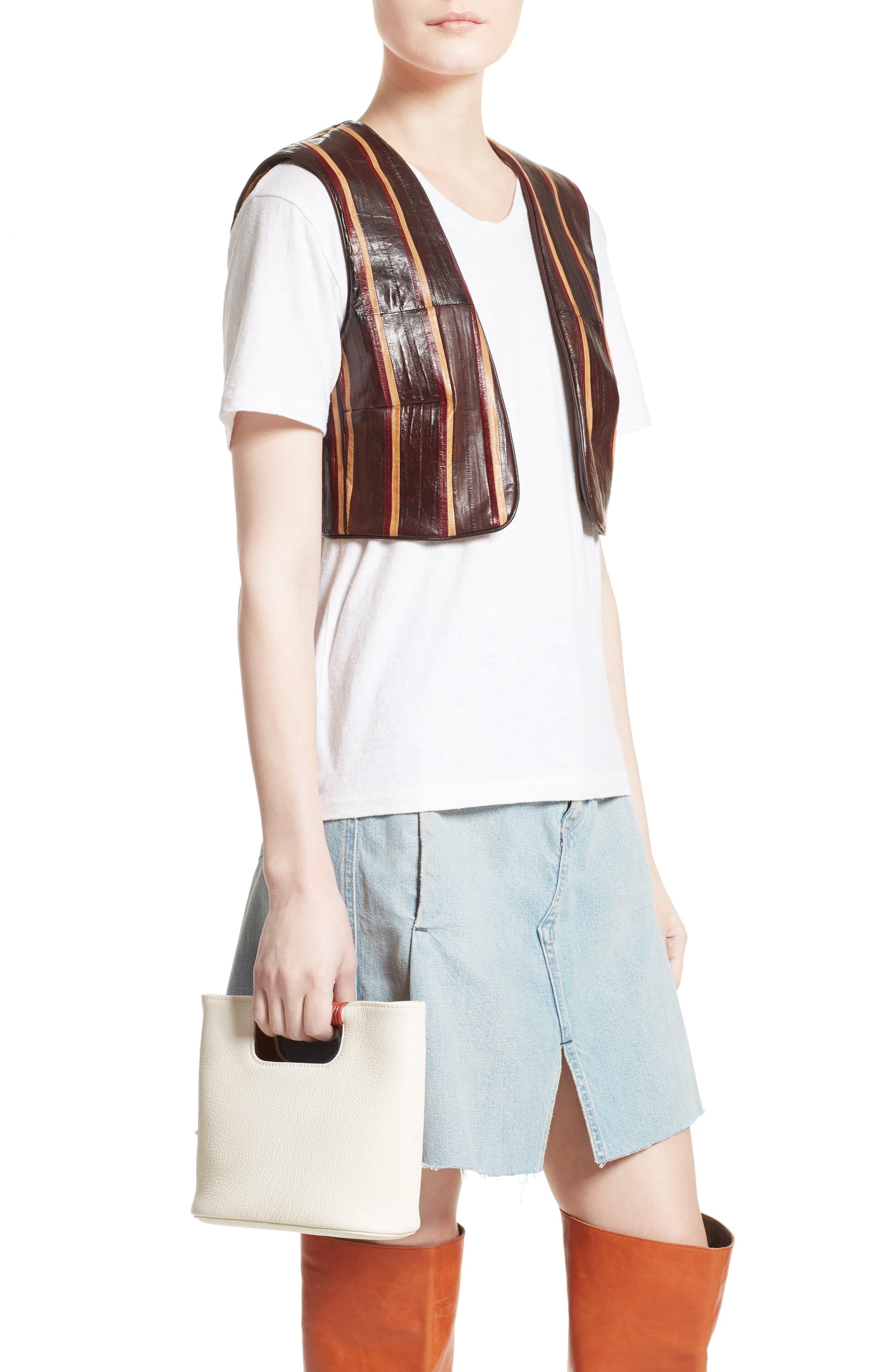 Alternate Image 2  - Simon Miller Mini Birch Leather Tote (Nordstrom Exclusive)