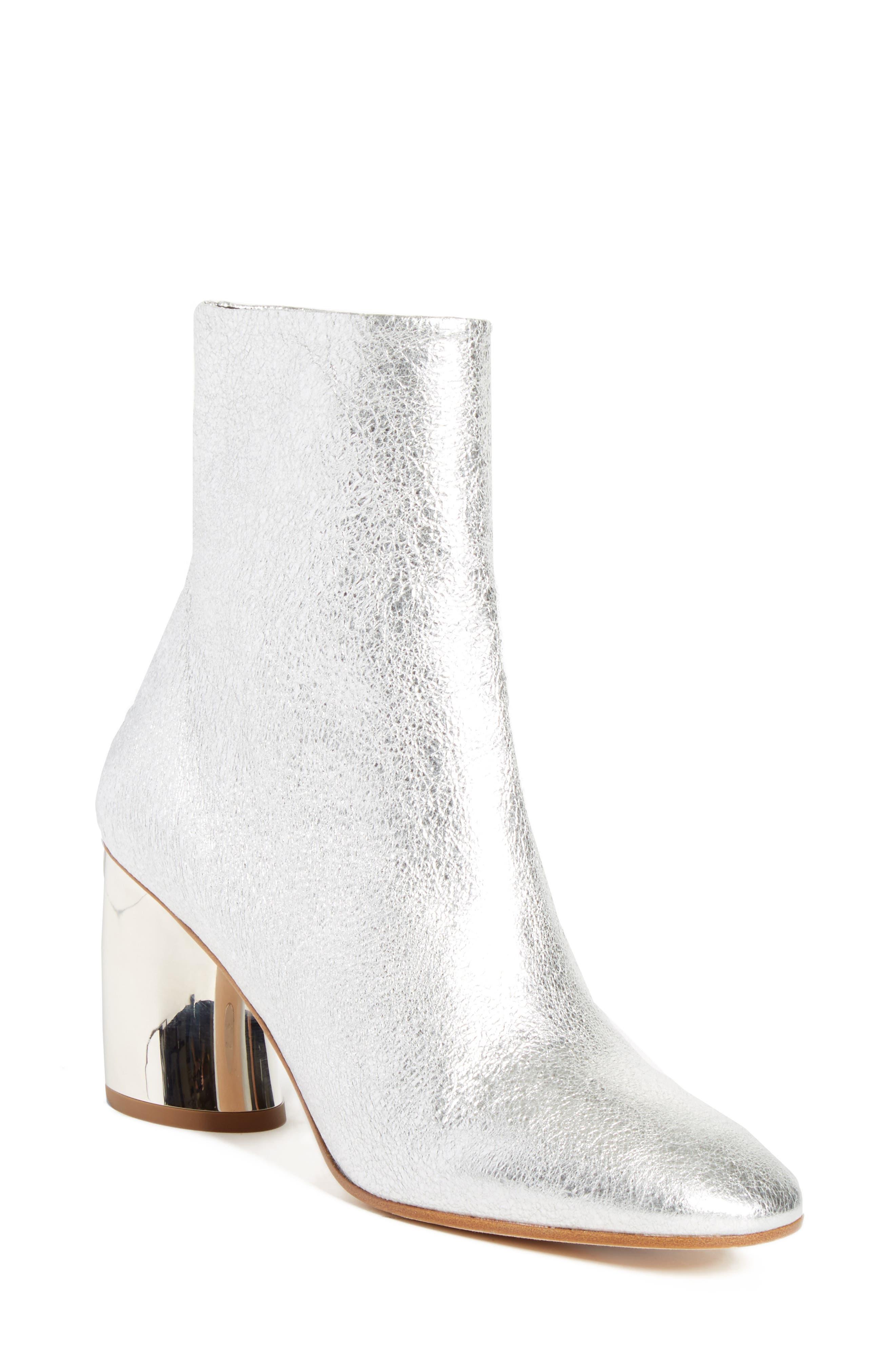 Proenza Schouler Mirrored Heel Bootie (Women)