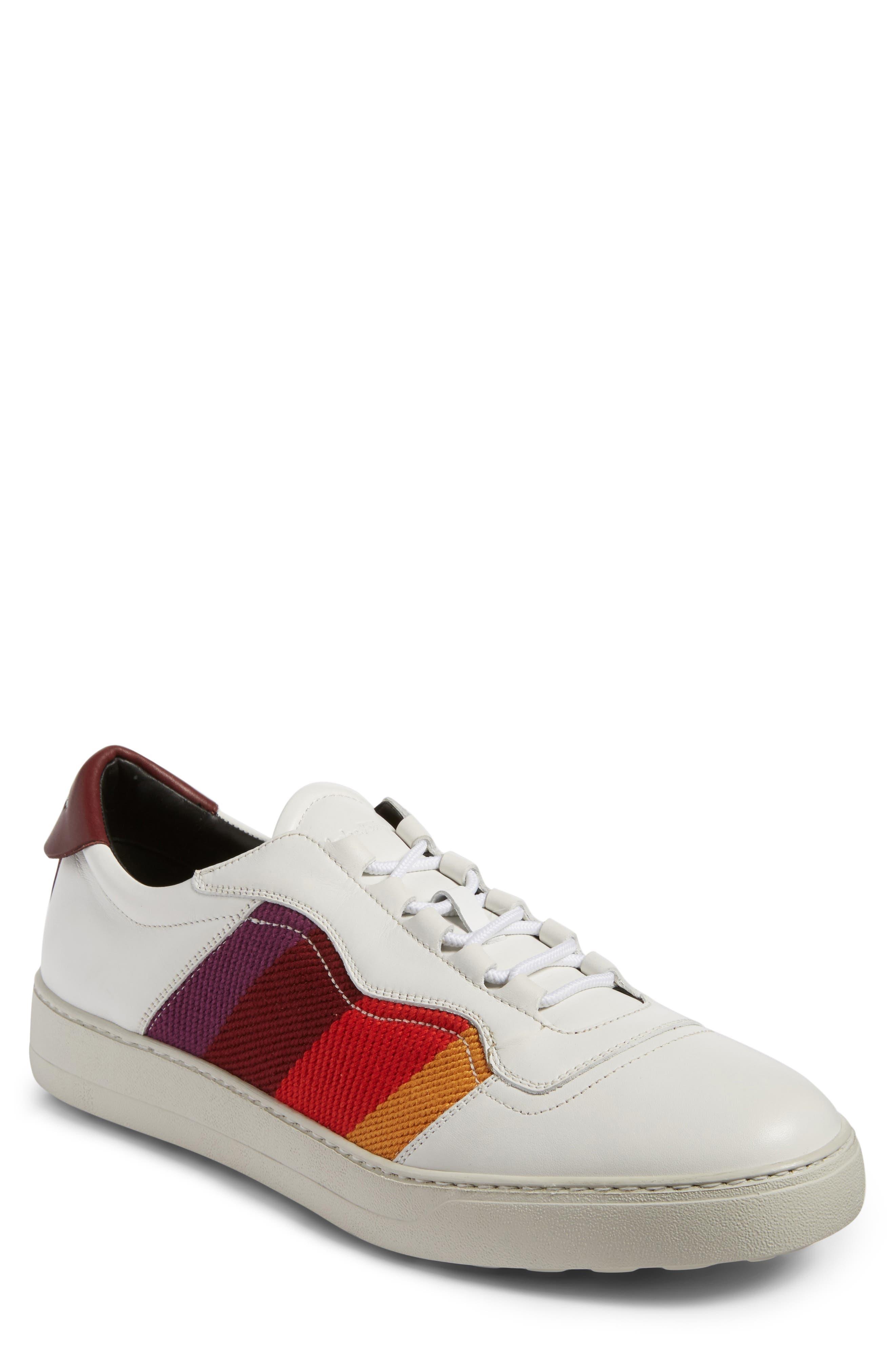 Alternate Image 1 Selected - Salvatore Ferragamo Sneaker (Men)