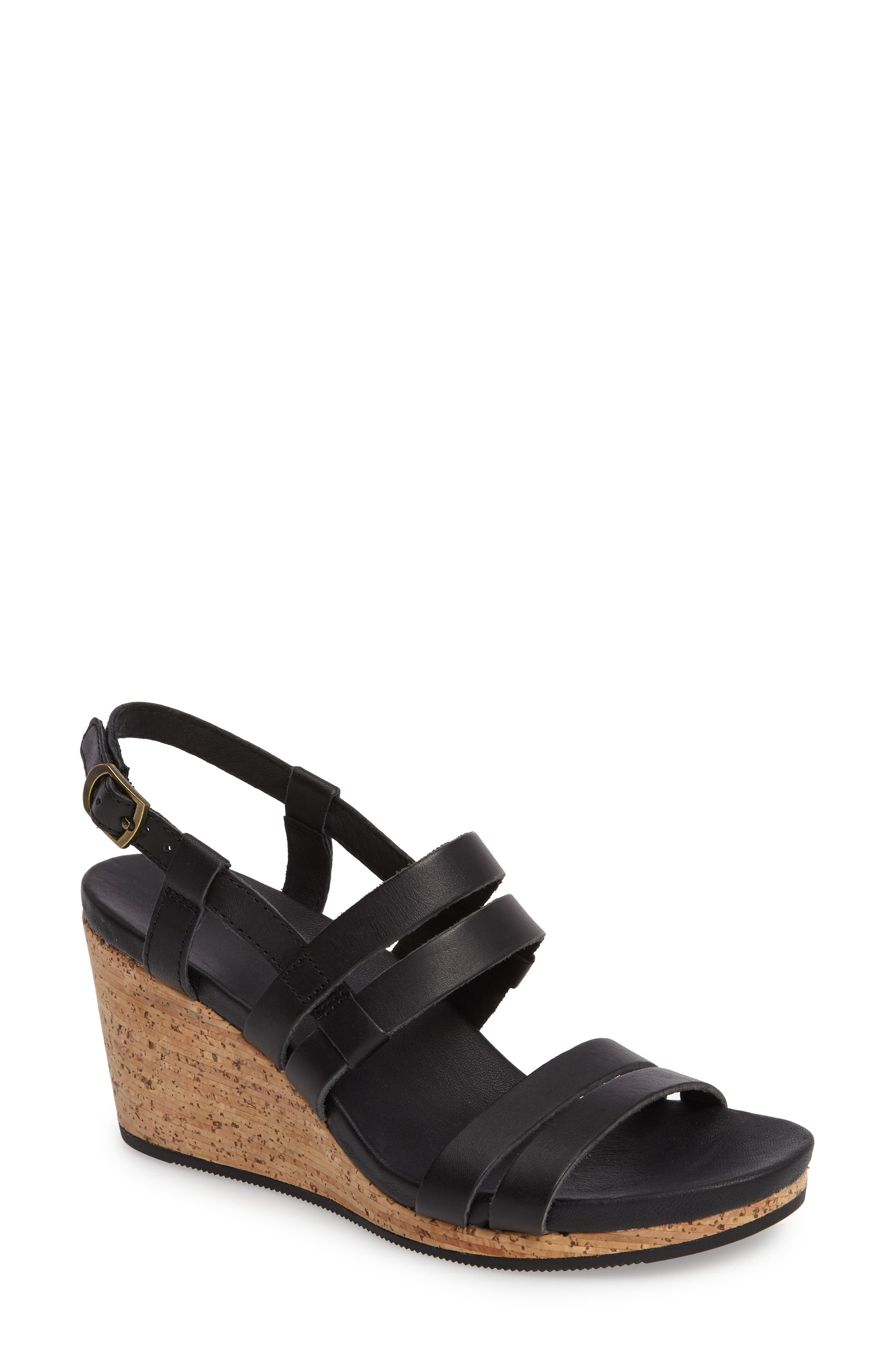 Teva Arrabelle Strappy Wedge Sandal (Women)
