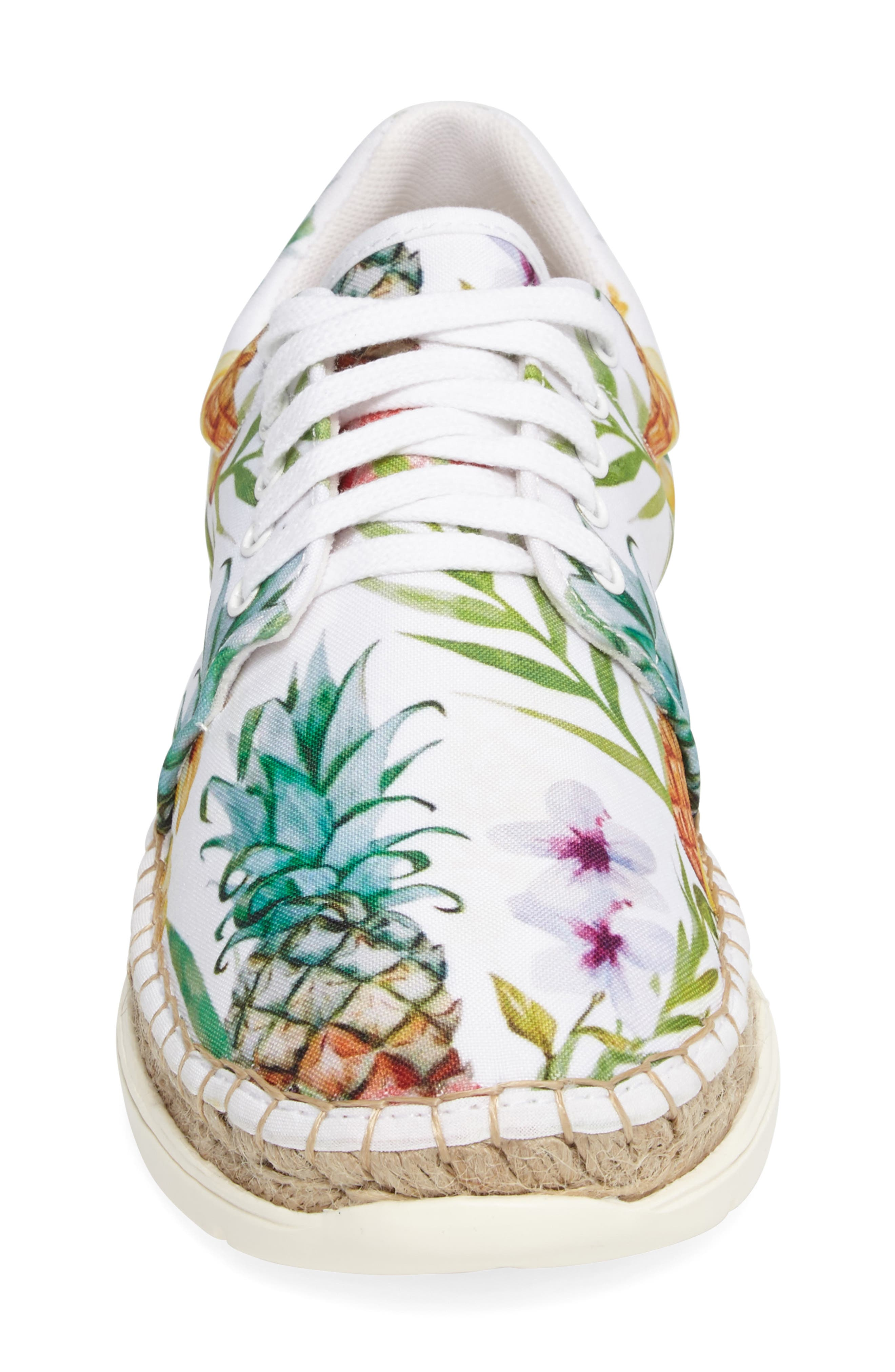 Alternate Image 4  - Free People Jackson Espadrille Sneaker (Women)