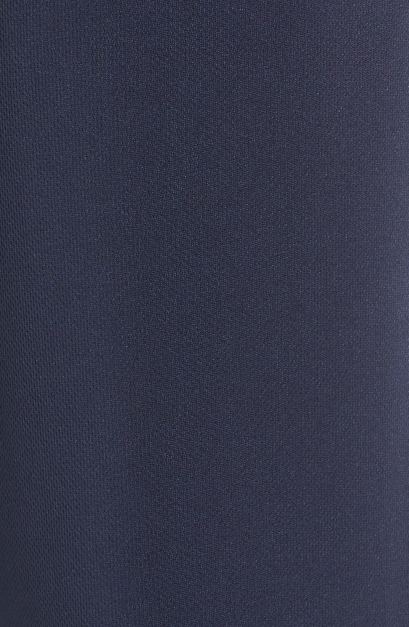 Work Out Lounge Pants,                             Alternate thumbnail 5, color,                             Navy