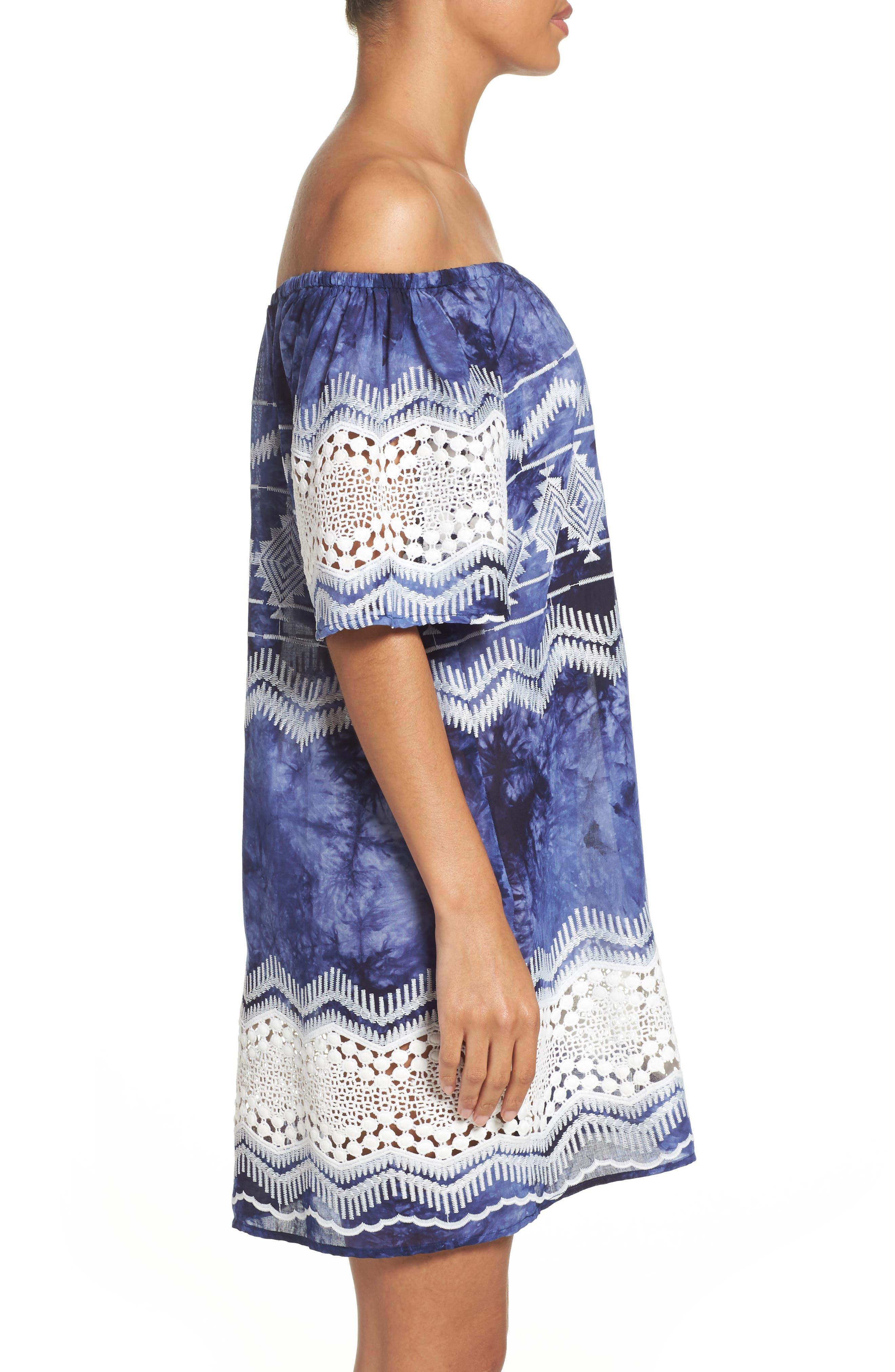 Alternate Image 3  - La Blanca Cover-Up Dress