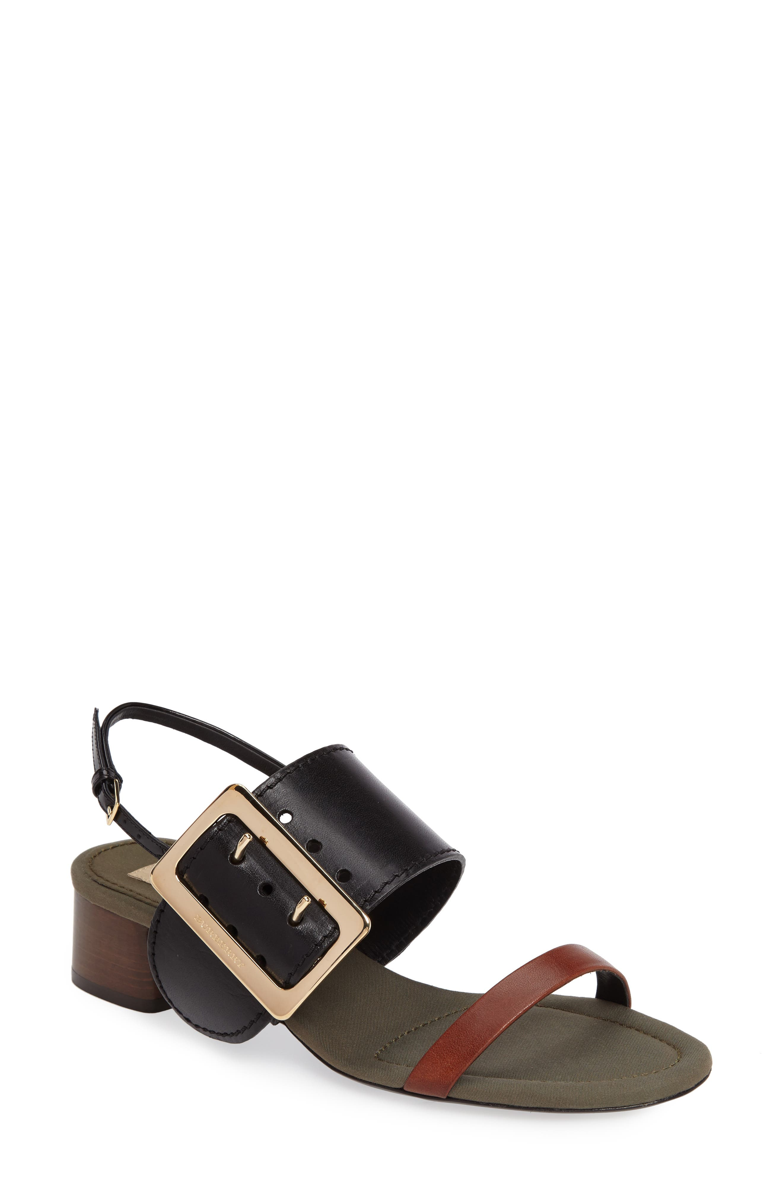 Burberry Sawley Sandal (Women)