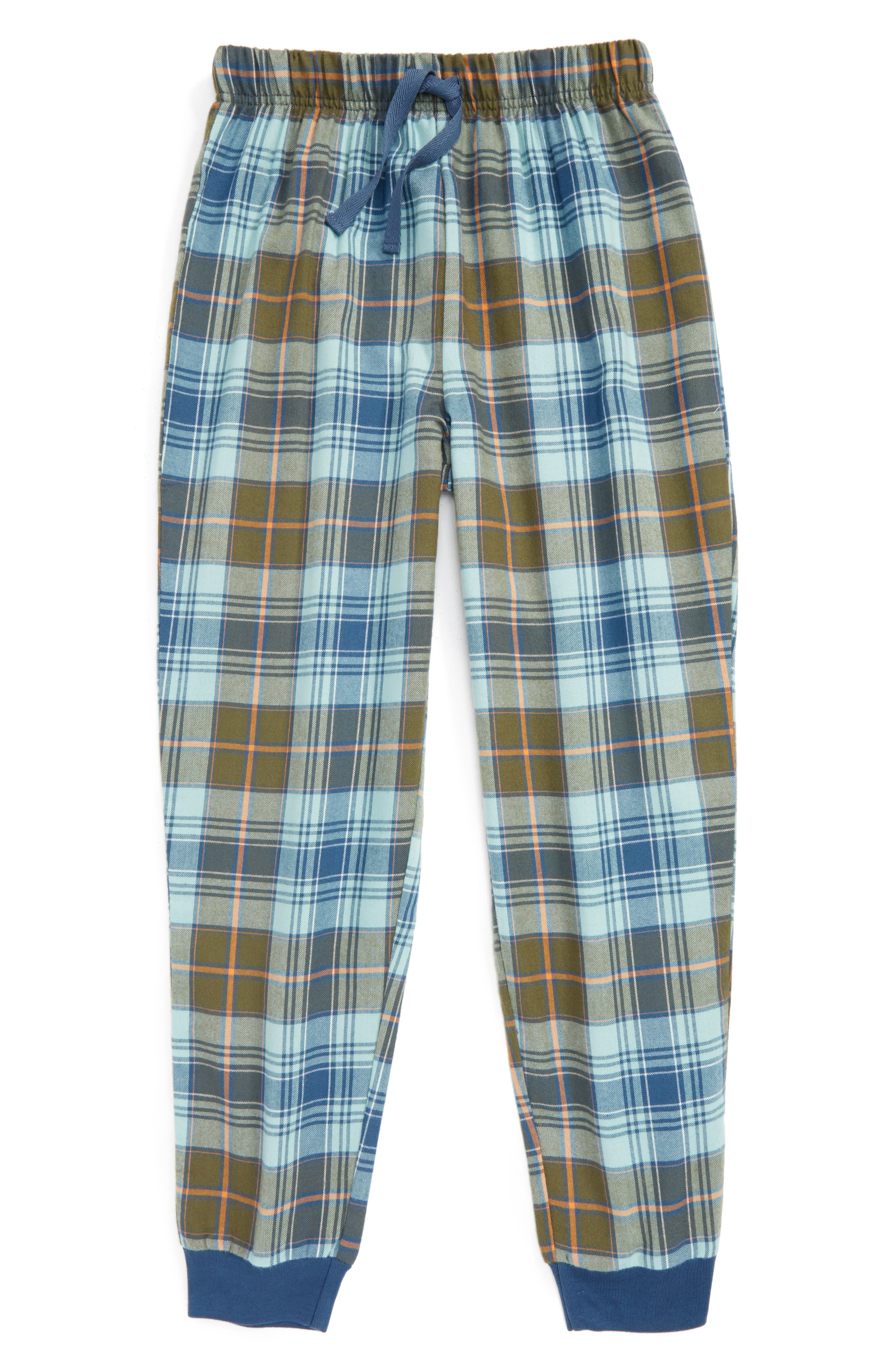Alternate Image 1 Selected - Tucker + Tate Flannel Jogger Pants (Little Boys & Big Boys)