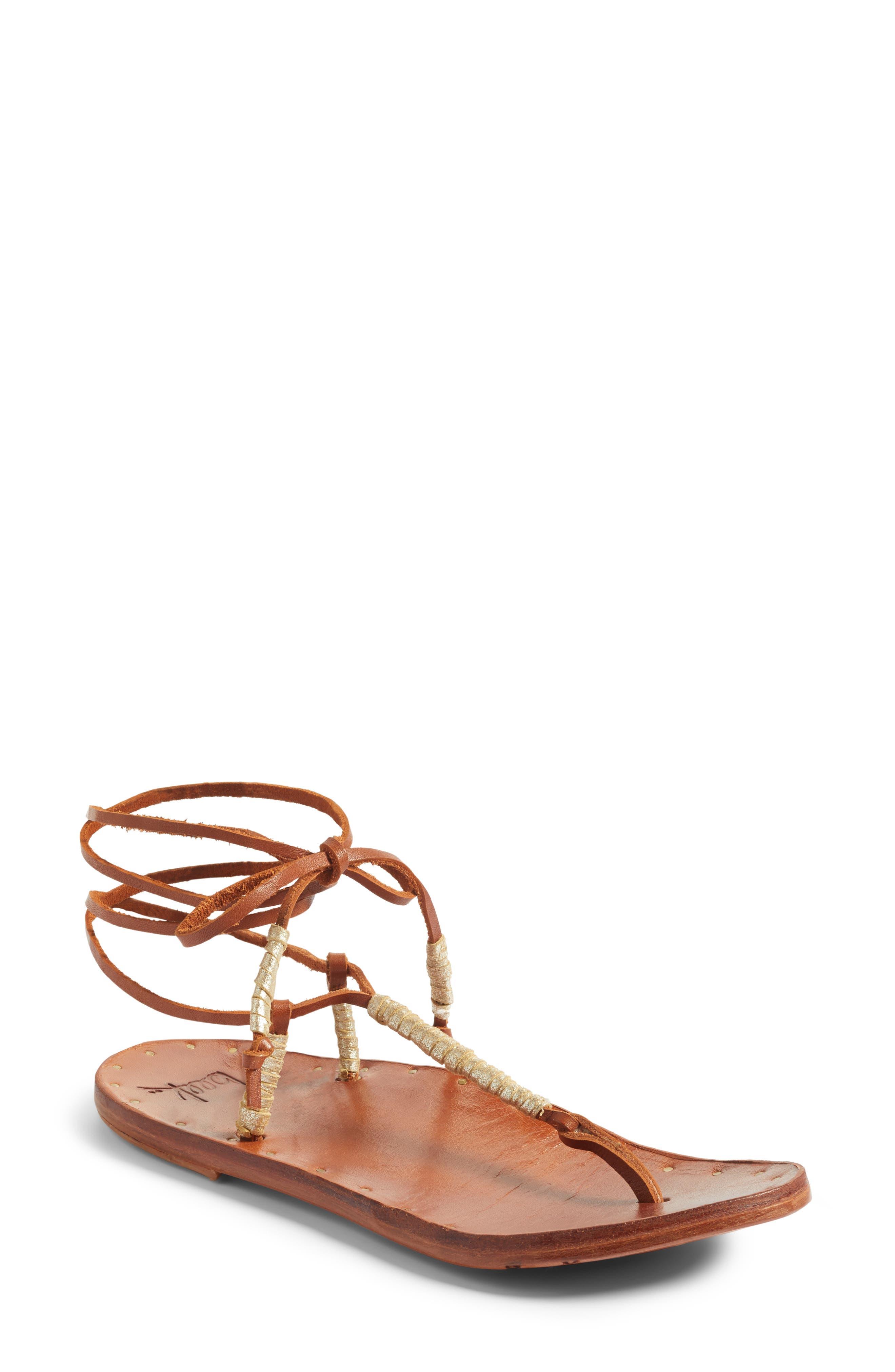 Alternate Image 1 Selected - Beek Crane Sandal (Women)