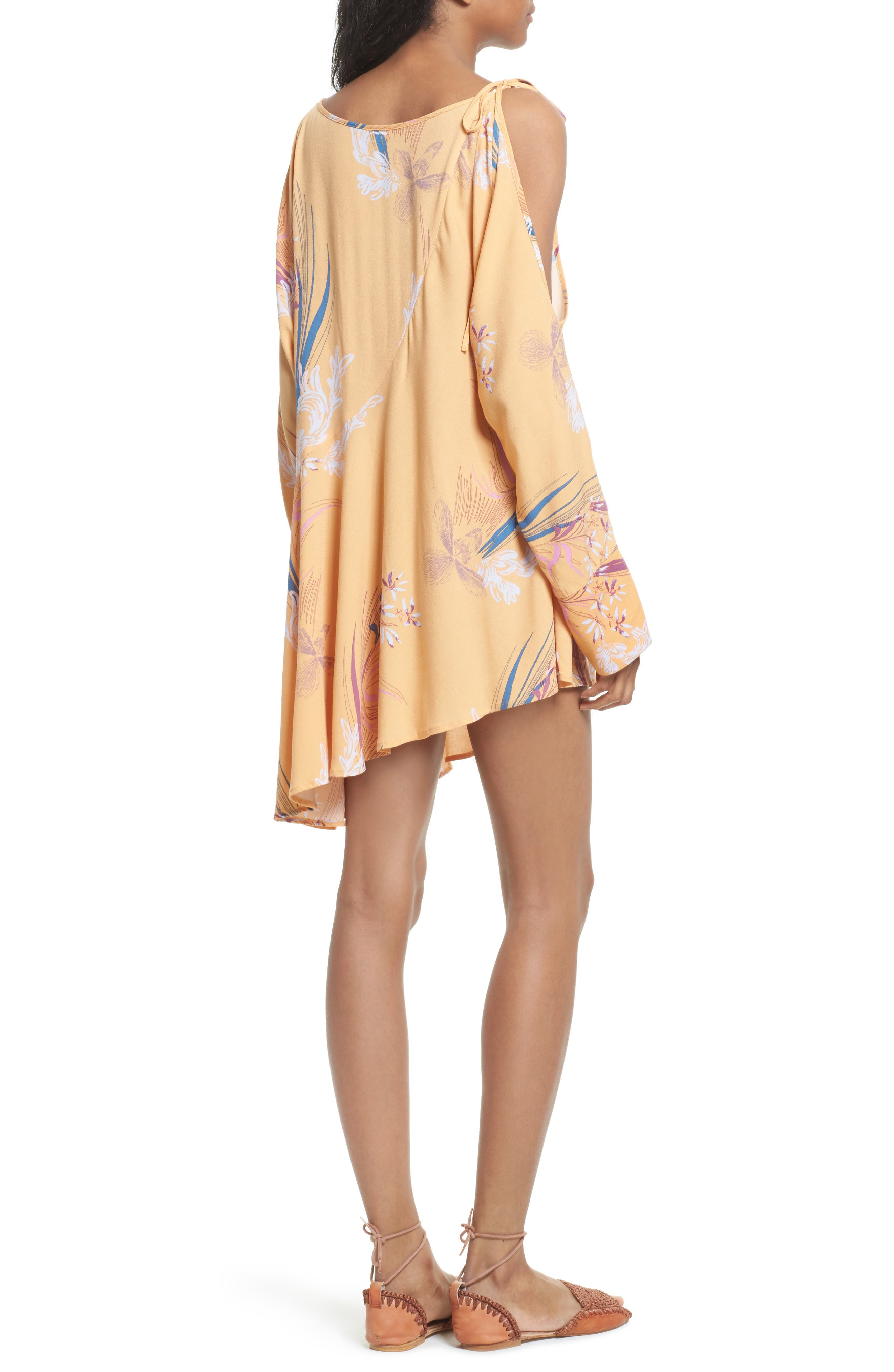 Alternate Image 2  - Free People Clear Skies Cold Shoulder Tunic