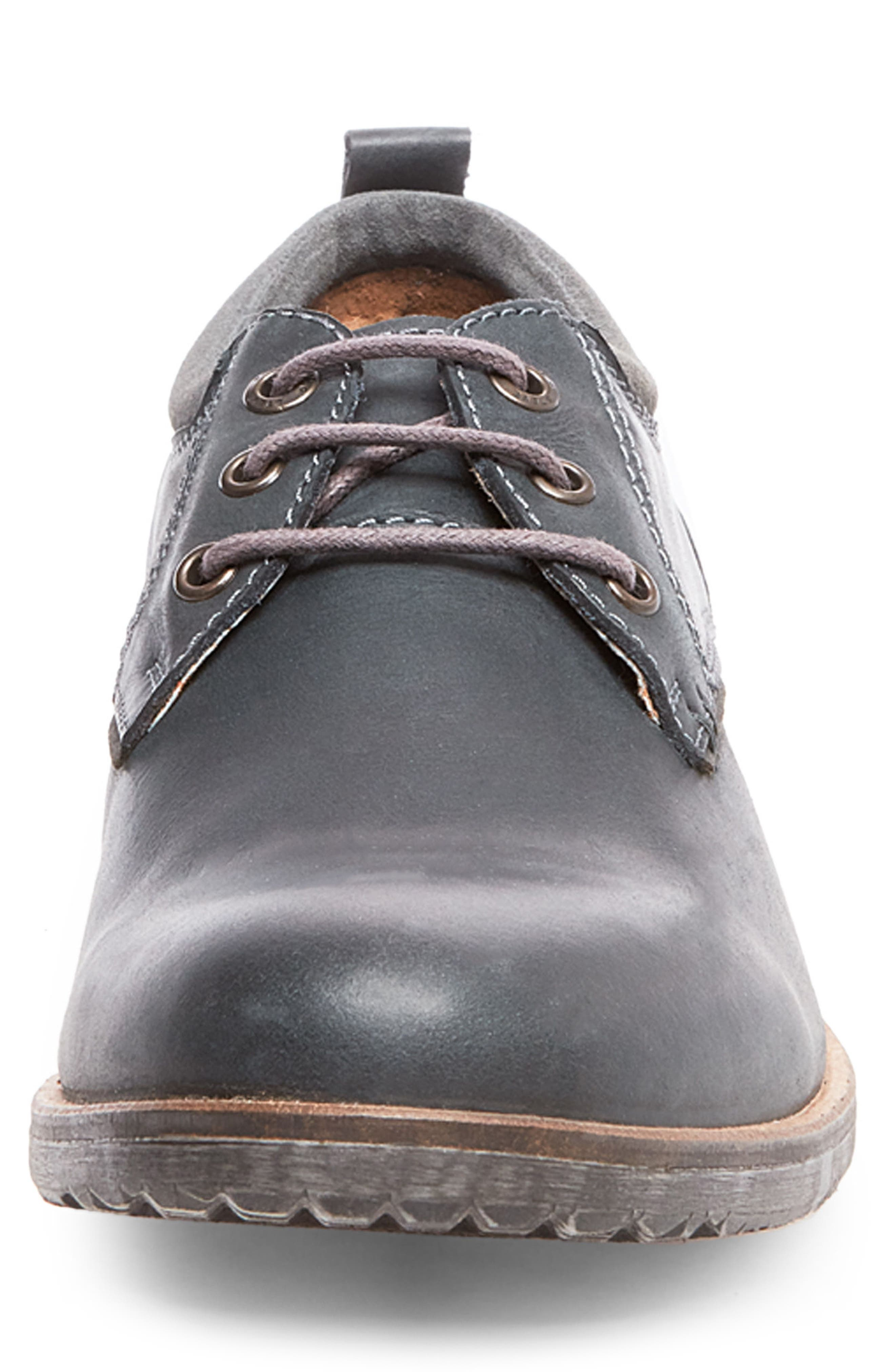 Narrate Plain Toe Derby,                             Alternate thumbnail 4, color,                             Black