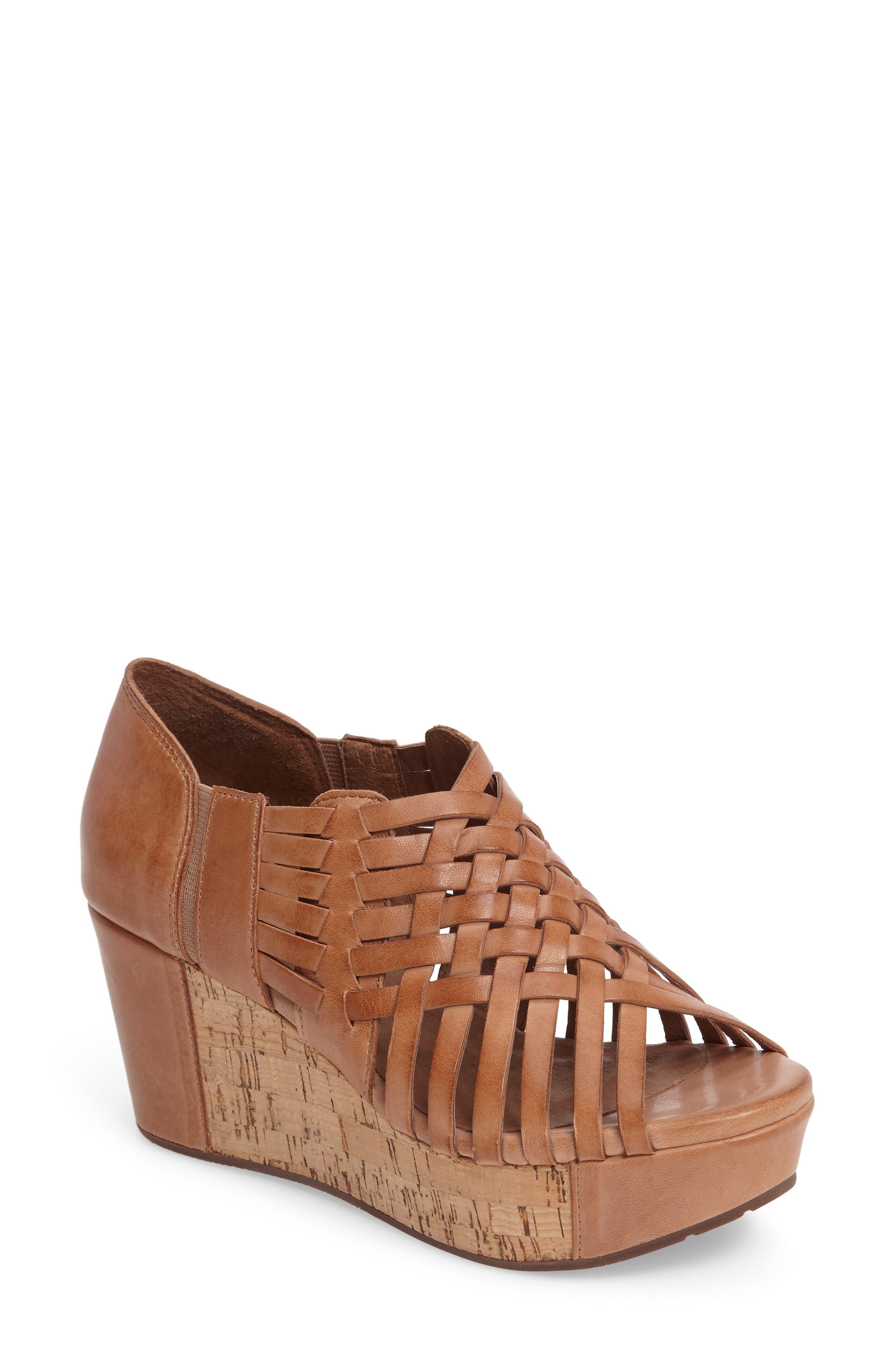 Chocolat Blu Platform Sandal (Women)