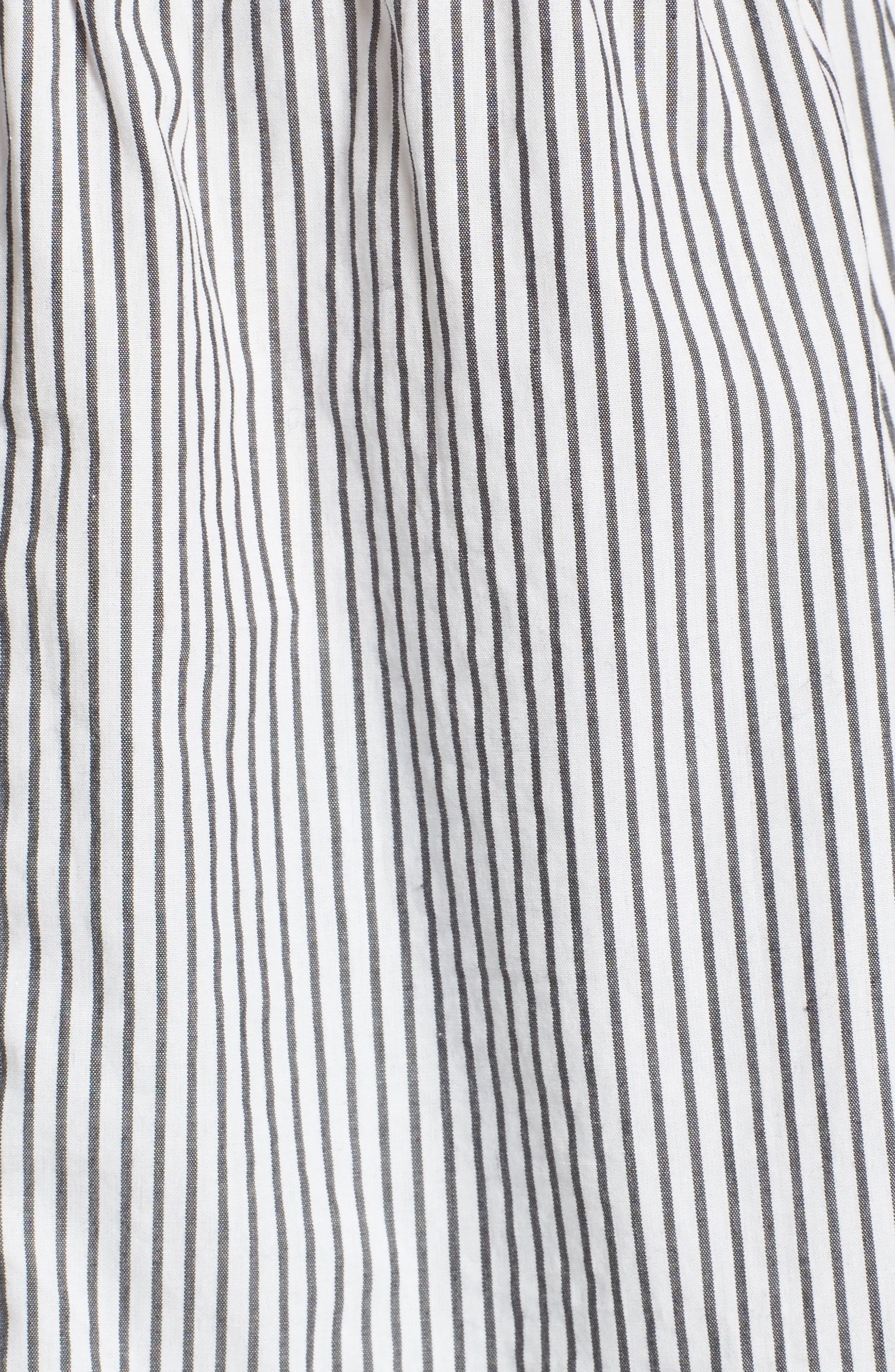 Alternate Image 6  - Madewell Peplum Shirt