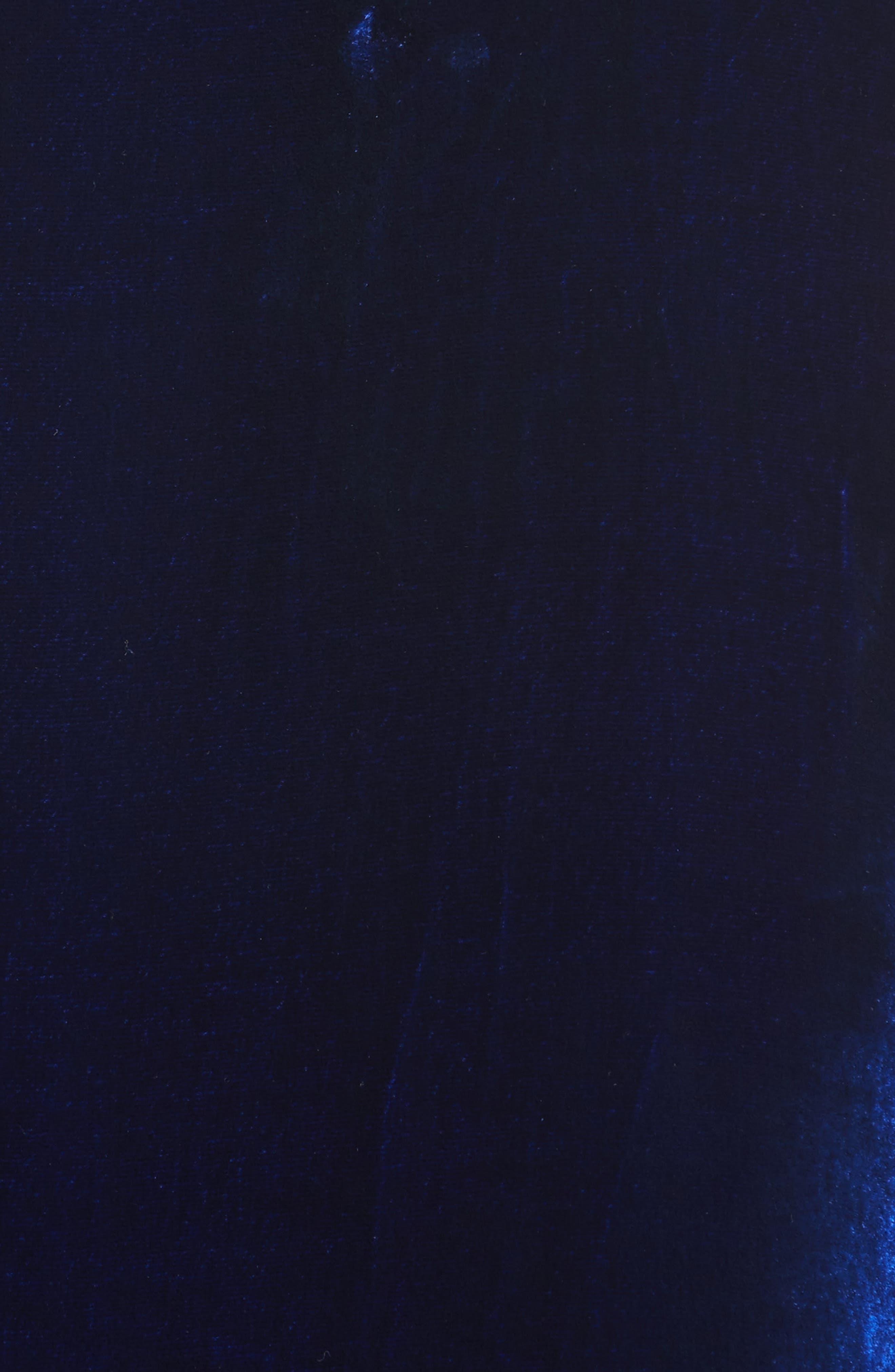 Velvet Top,                             Alternate thumbnail 6, color,                             Lazuli