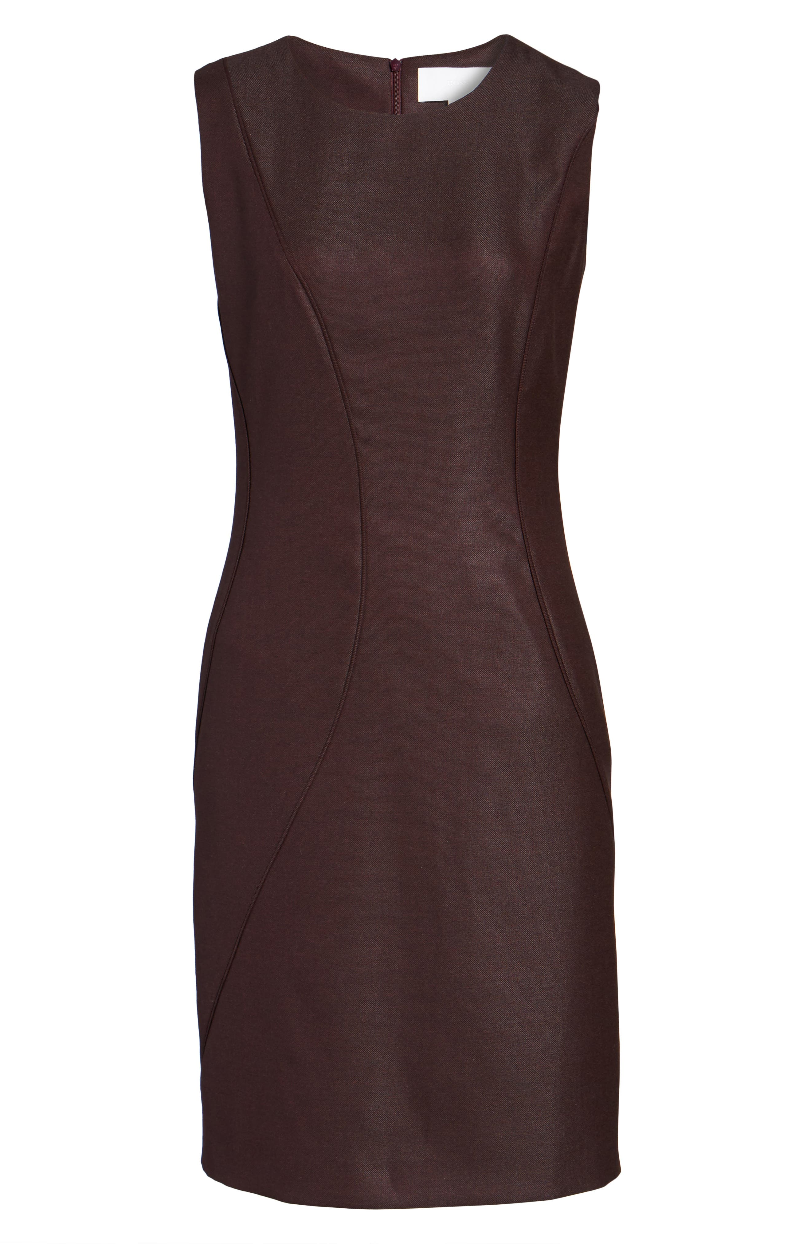Alternate Image 7  - BOSS Denesa Sheath Dress