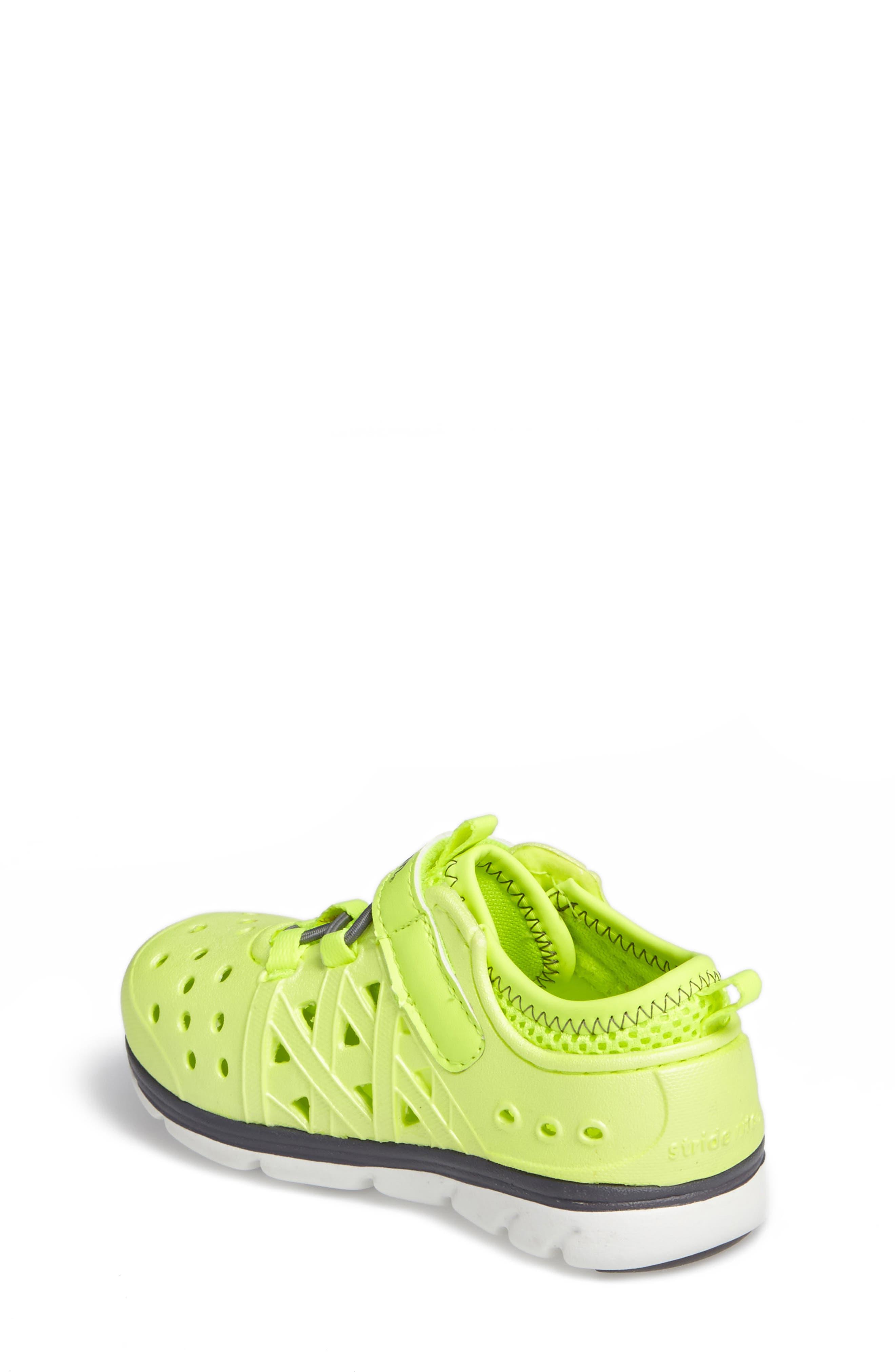 Made2Play<sup>®</sup> Phibian Sneaker,                             Alternate thumbnail 2, color,                             Citron Metallic